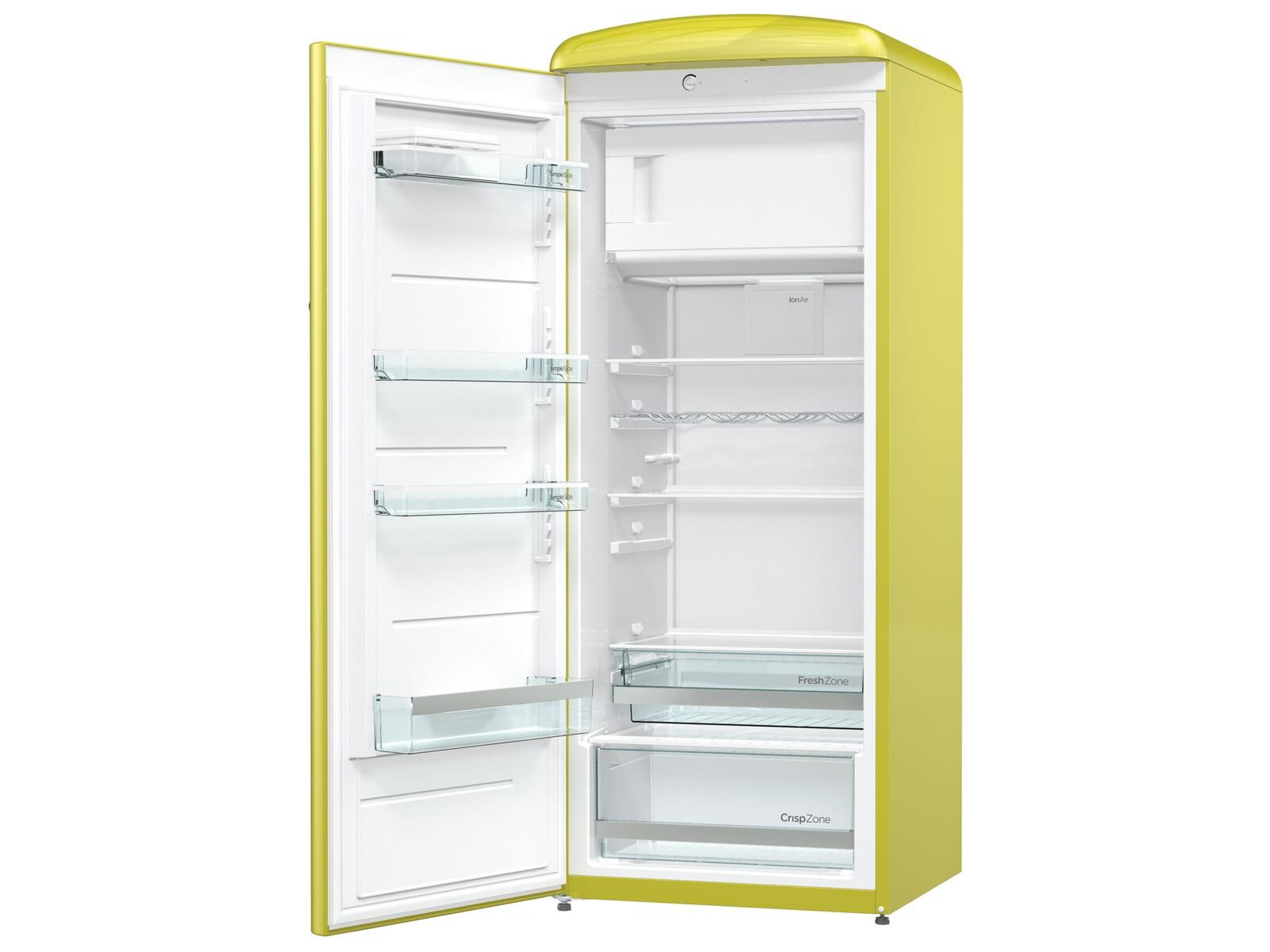 Gorenje Kühlschrank Retro Bedienungsanleitung : Gorenje kühlschrank retro gebrauchsanweisung: gorenje rk 60319 oco