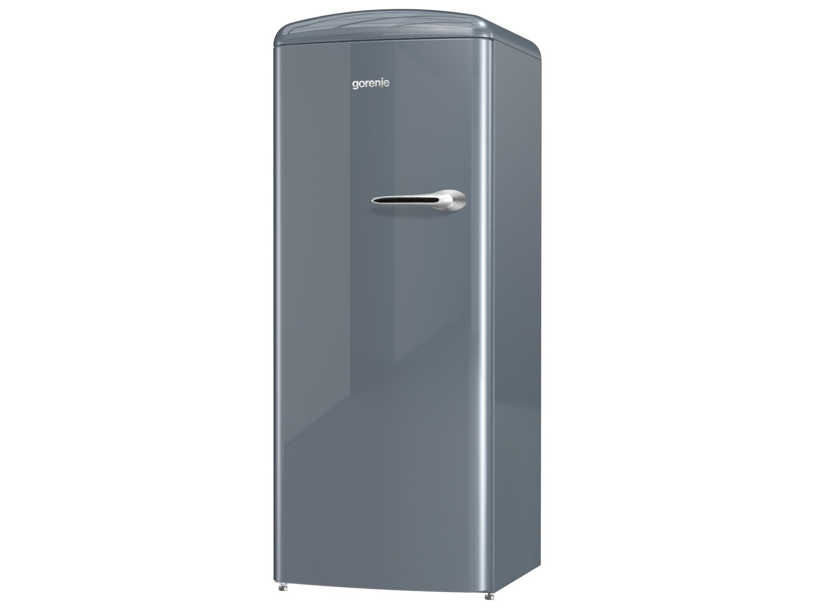 Gorenje Kühlschrank Db : Gorenje orb l standkühlschrank grau metallic