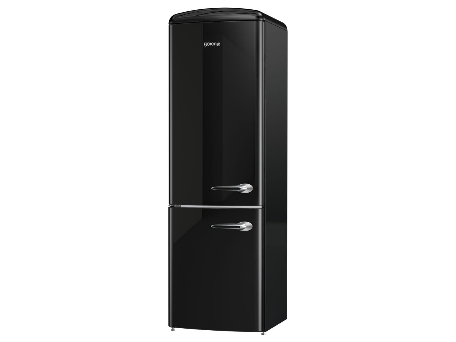 Gorenje Kühlschrank Filter : Gorenje ork bk l kühl gefrierkombination black