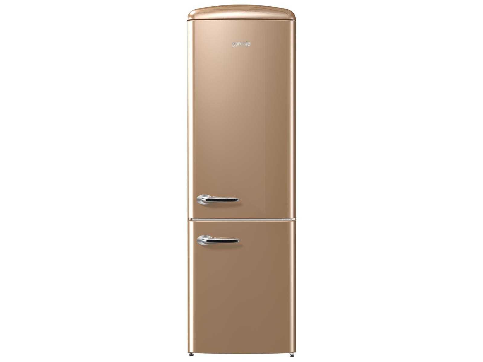 Gorenje ORK 193 CO Kühl-Gefrierkombination Royal Coffee