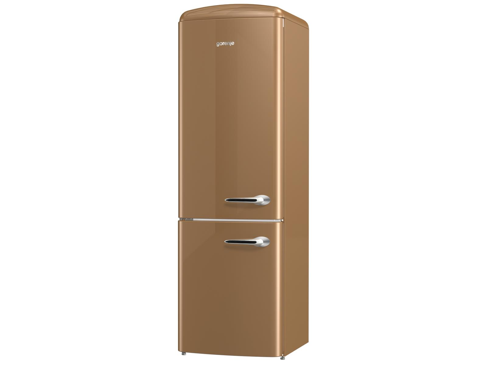 Gorenje Kühlschrank Retro Weiß : Gorenje ork co l kühl gefrierkombination royal coffee