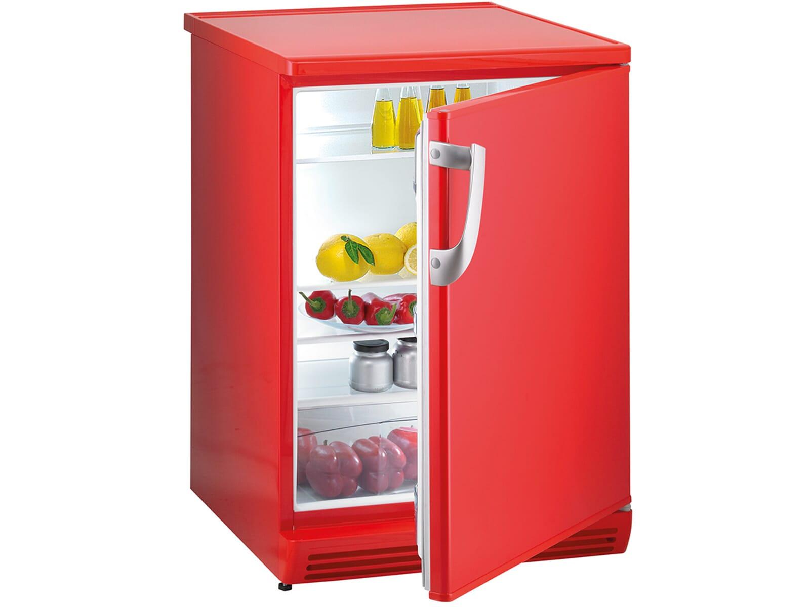 Standkuhlschrank rot preissuchmaschinede for Standkühlschrank
