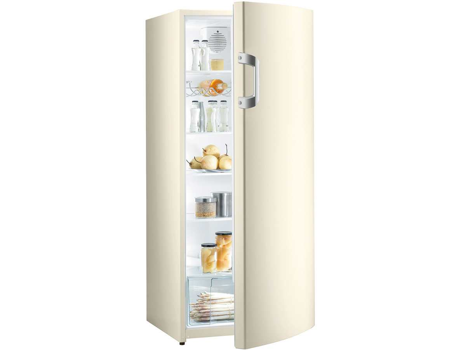 Retro Kühlschrank Creme : Gorenje r bc standkühlschrank creme