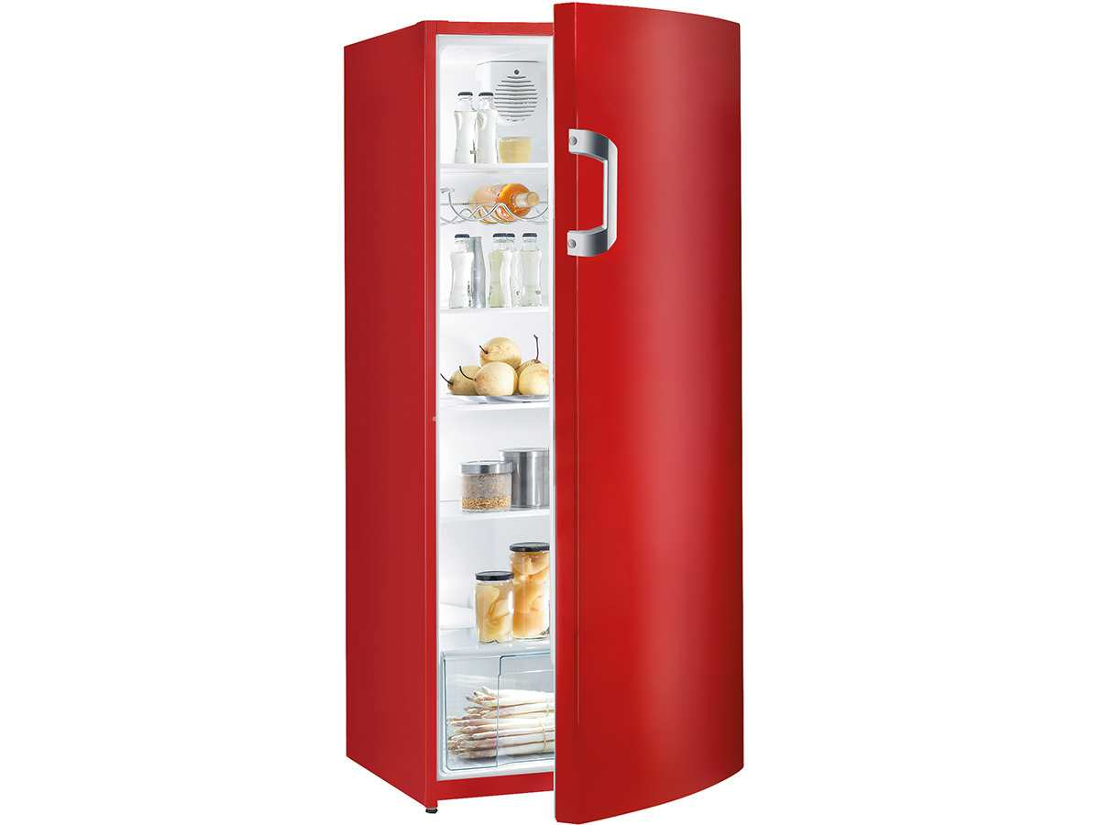 Gorenje Kühlschrank Tür Schliesst Nicht : Gorenje r 6152 brd standkühlschrank fire red kühlschrank stand