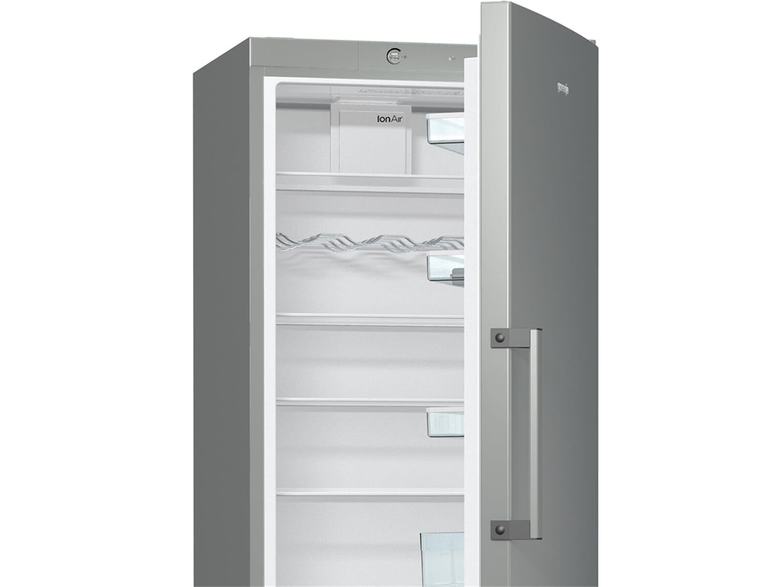 Gorenje Kühlschrank Ion Air : Gorenje r fx standkühlschrank inox