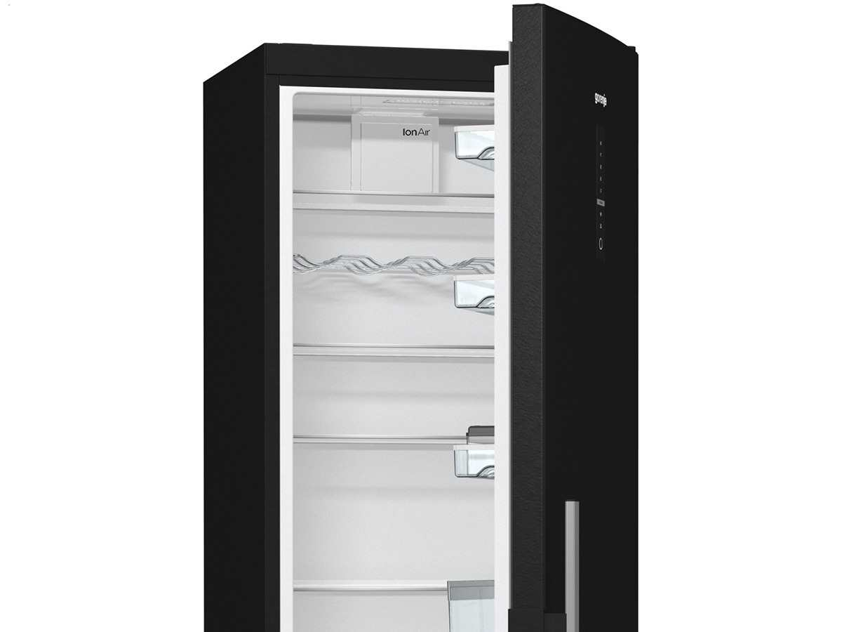 gorenje r 6193 lb standk hlschrank black. Black Bedroom Furniture Sets. Home Design Ideas