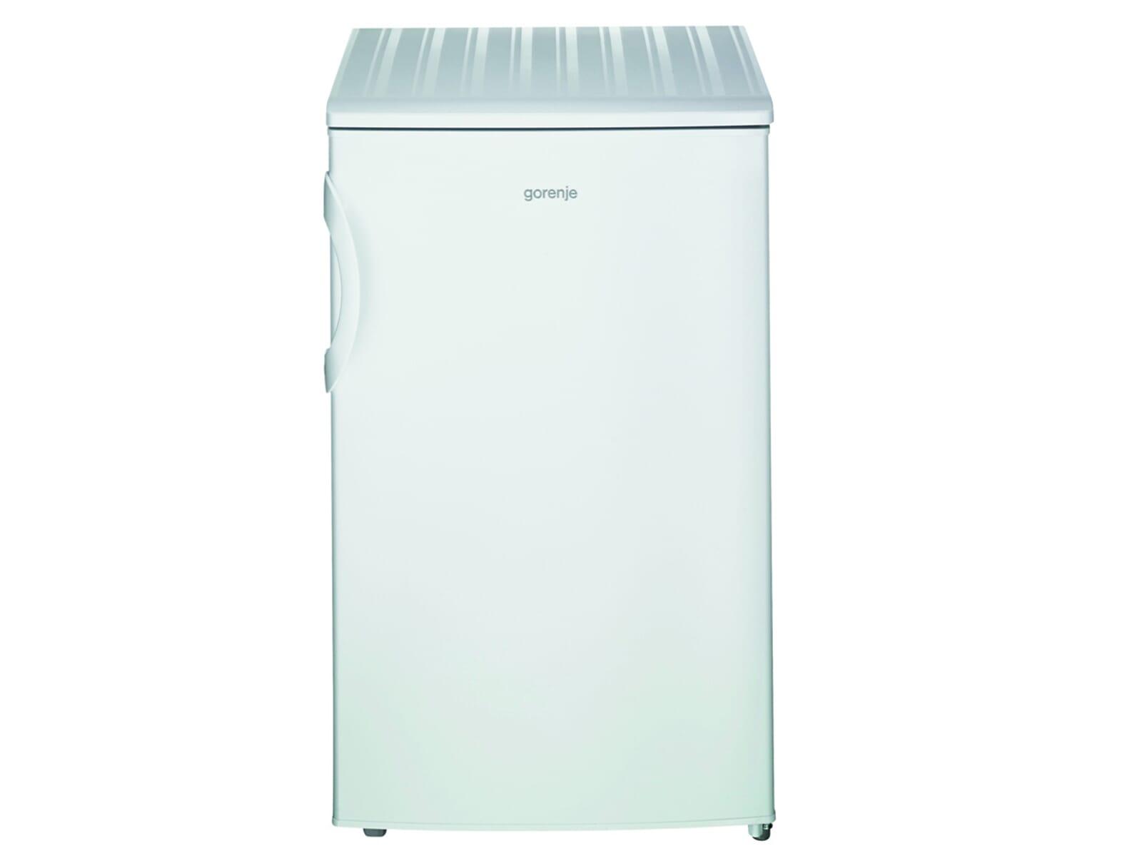 Gorenje Kühlschrank Unterbaufähig : Gorenje rb 3091 anw standkühlschrank mit gefrierfach unterbaufähig weiß