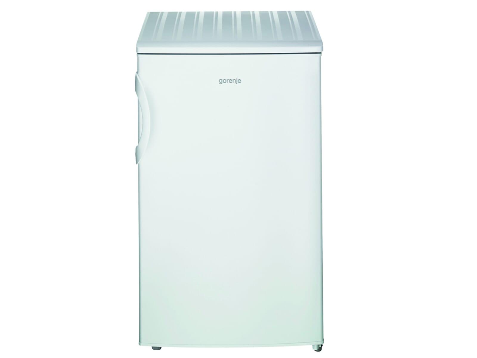 Gorenje Kühlschrank Weiß : Gorenje rb anw standkühlschrank mit gefrierfach unterbaufähig