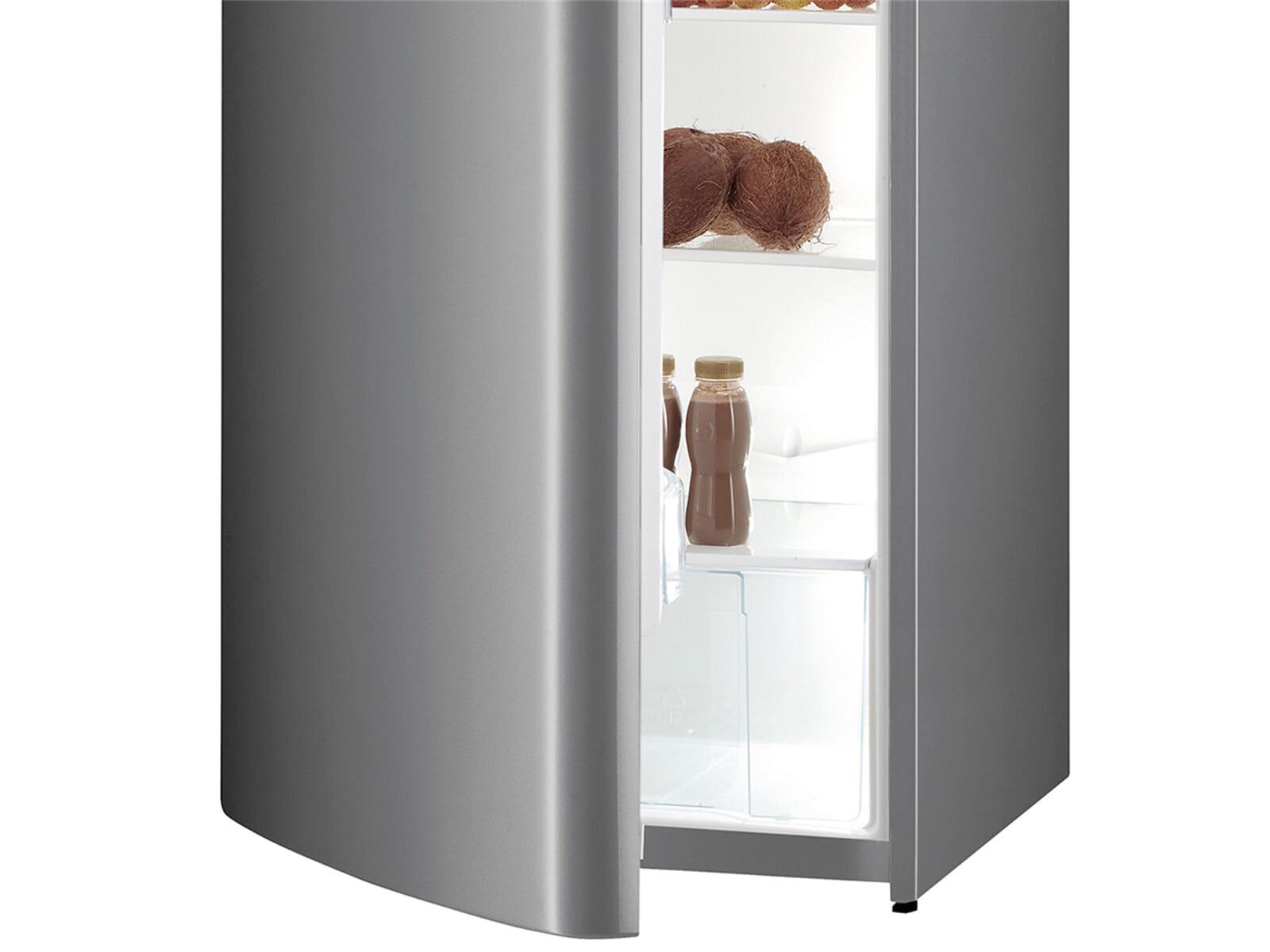 Gorenje Kühlschrank Silber : Gorenje rb ox l standkühlschrank inox