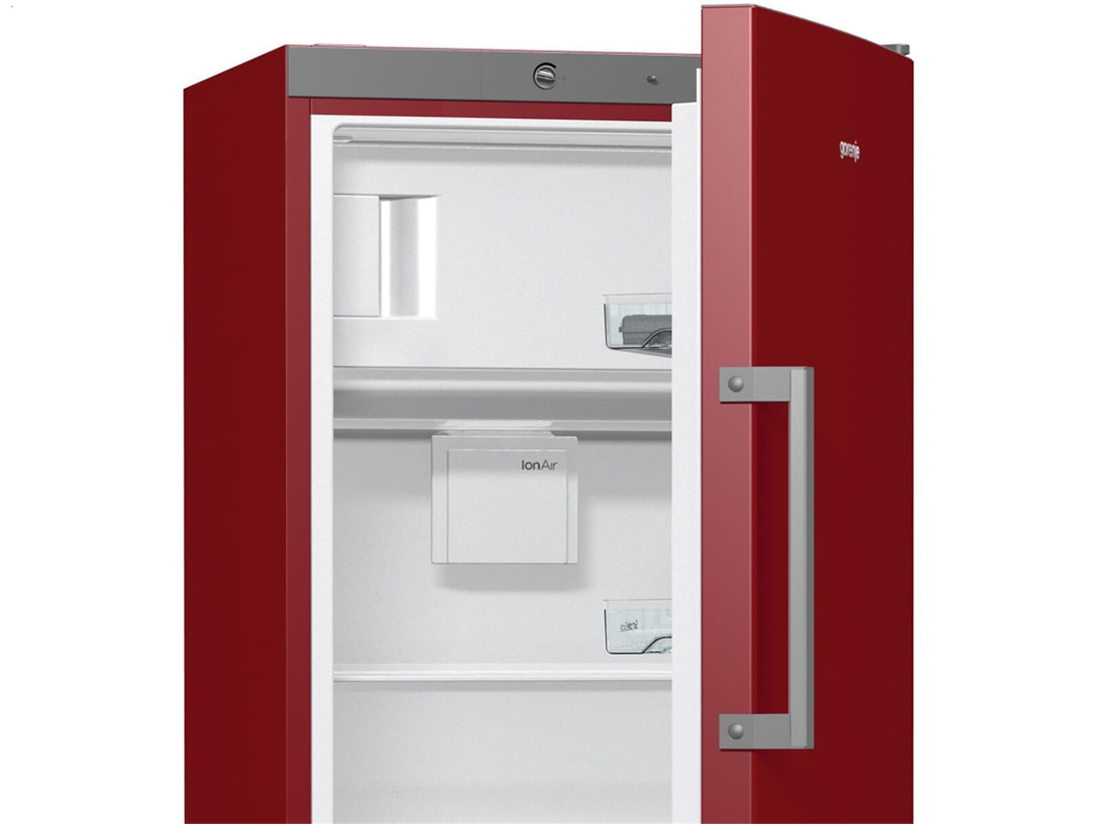 Gorenje Kühlschrank Angebot : Gorenje rb br standkühlschrank burgundy