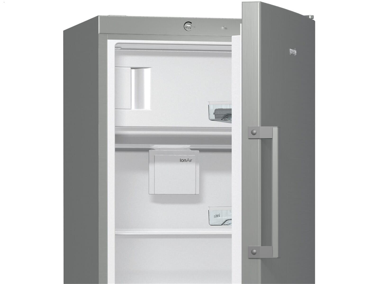 Retro Kühlschrank Dunkelrot : Gorenje rb bx standkühlschrank grau metallic