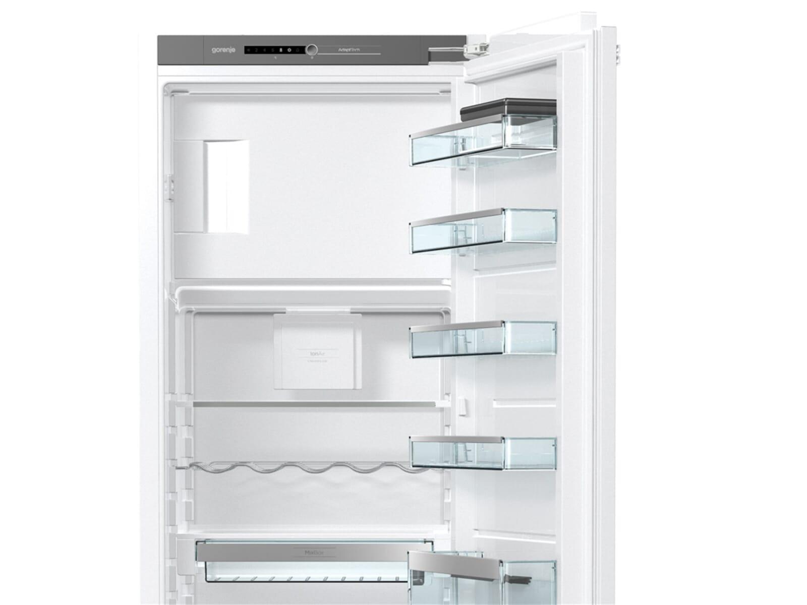 Gorenje Kühlschrank Ohne Gefrierfach : Gorenje rbi a einbaukühlschrank mit gefrierfach