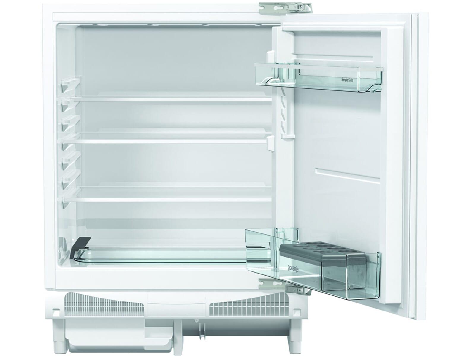 Gorenje Kühlschrank Qualität : Gorenje riu aw unterbaukühlschrank