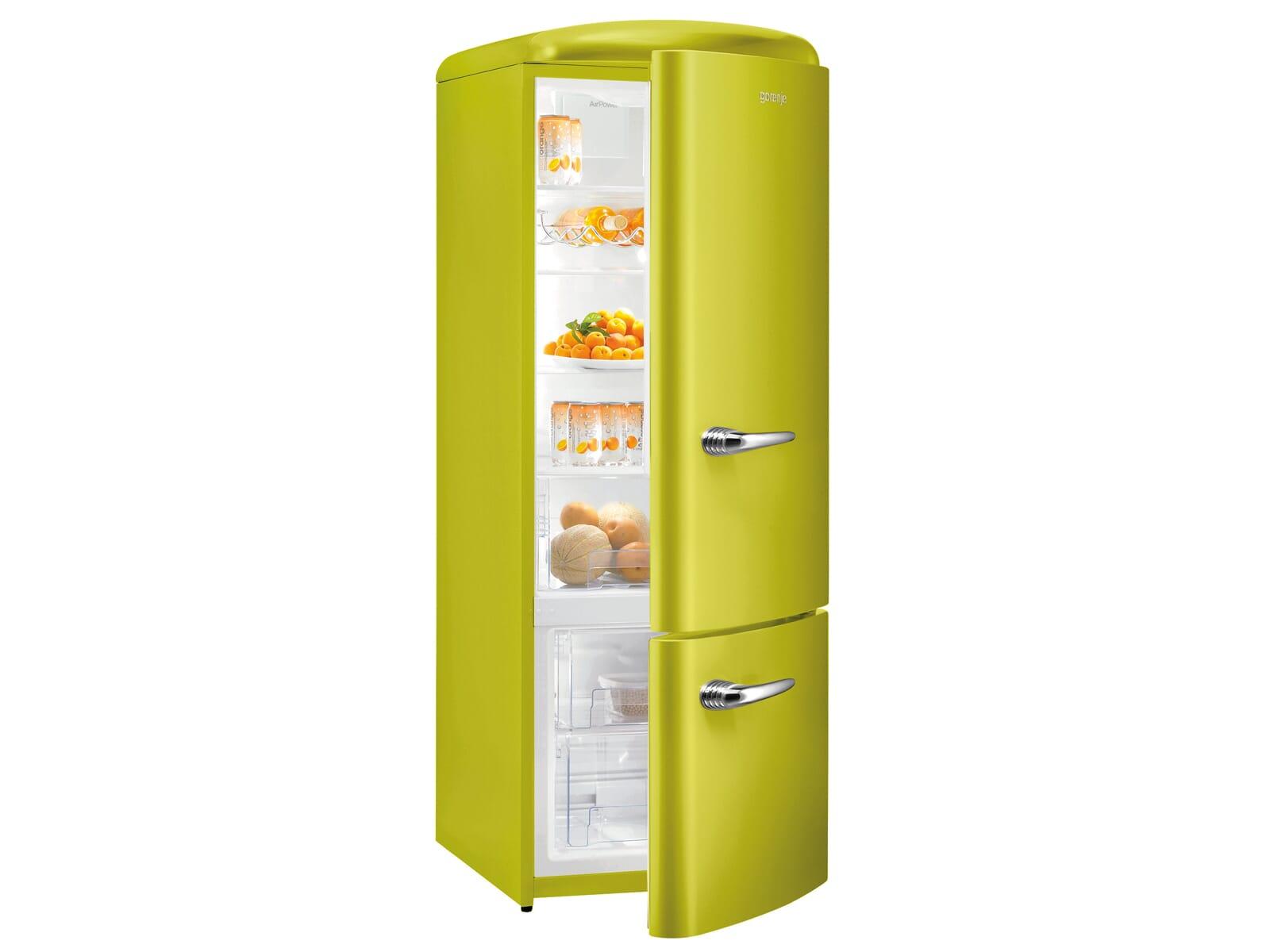 Gorenje Kühlschrank Modelle : Gorenje rk oap kühl gefrierkombination apple