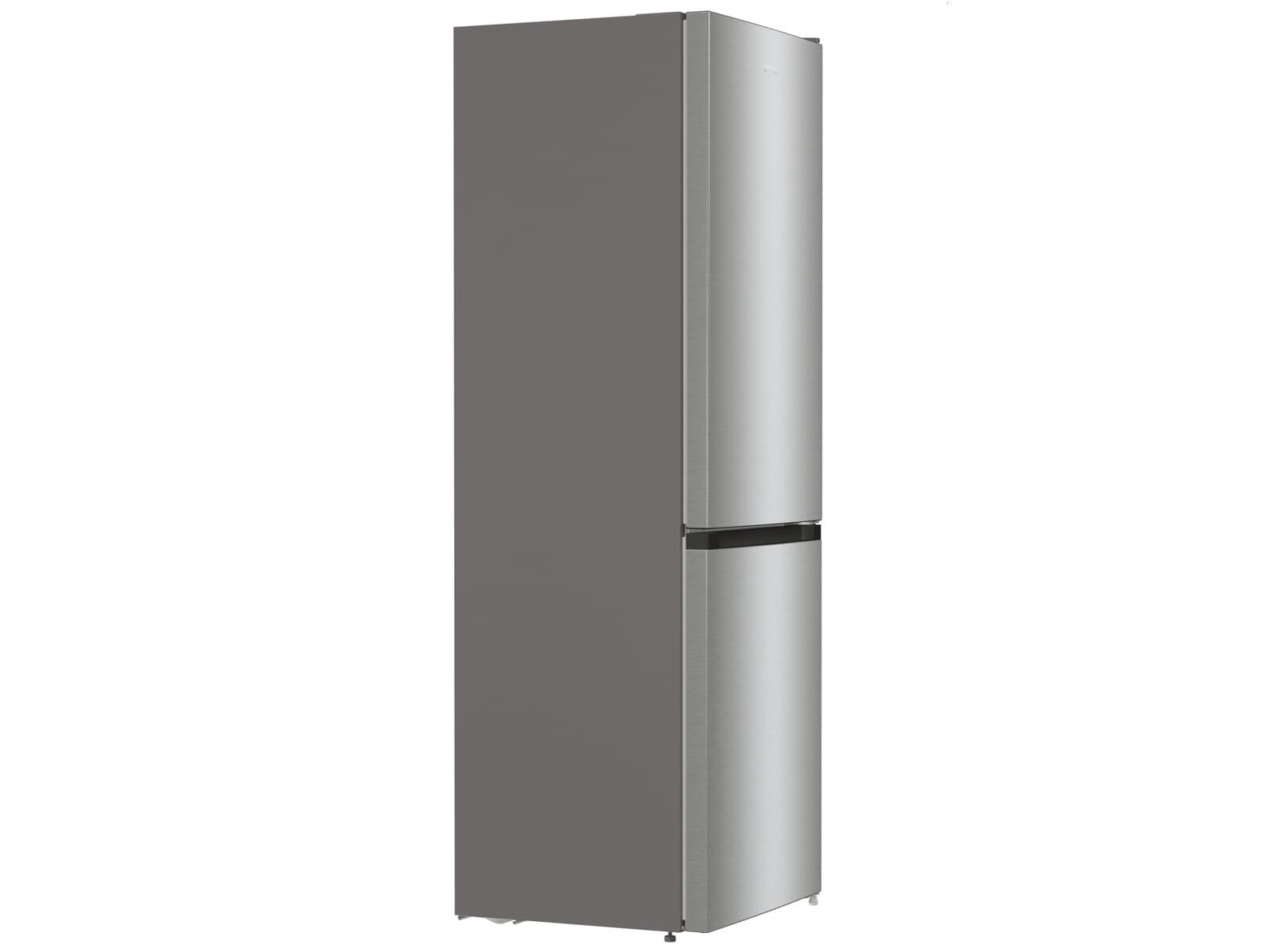 Gorenje RK 6192 AXL4 Kühl-Gefrier-Kombination Grau Metallic
