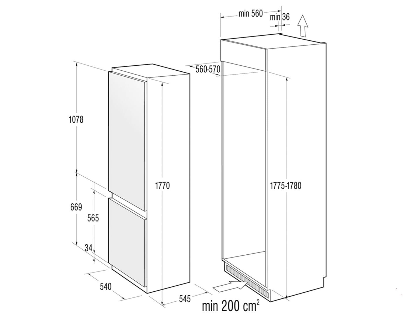 rki4182ew g nstige haushaltsger te. Black Bedroom Furniture Sets. Home Design Ideas