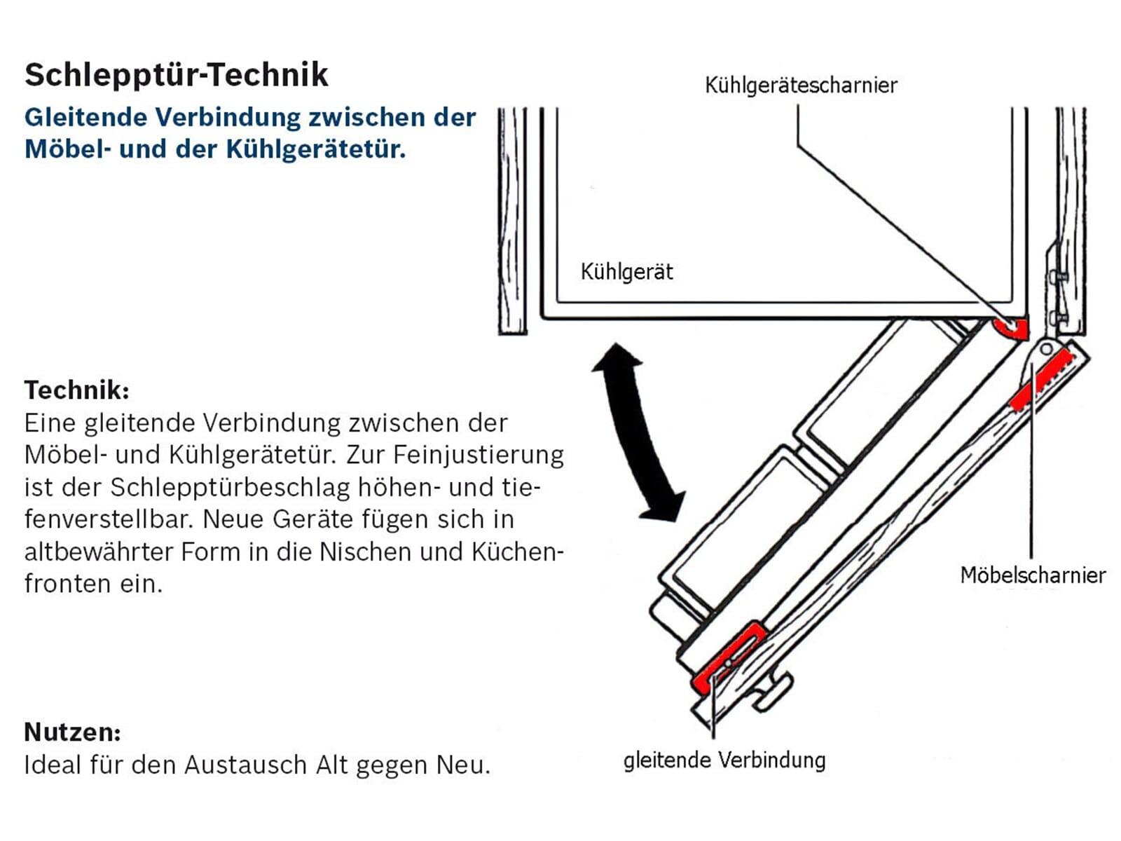 Gorenje RFI 4152 AW Einbau-Kühl-Gefrierkombination
