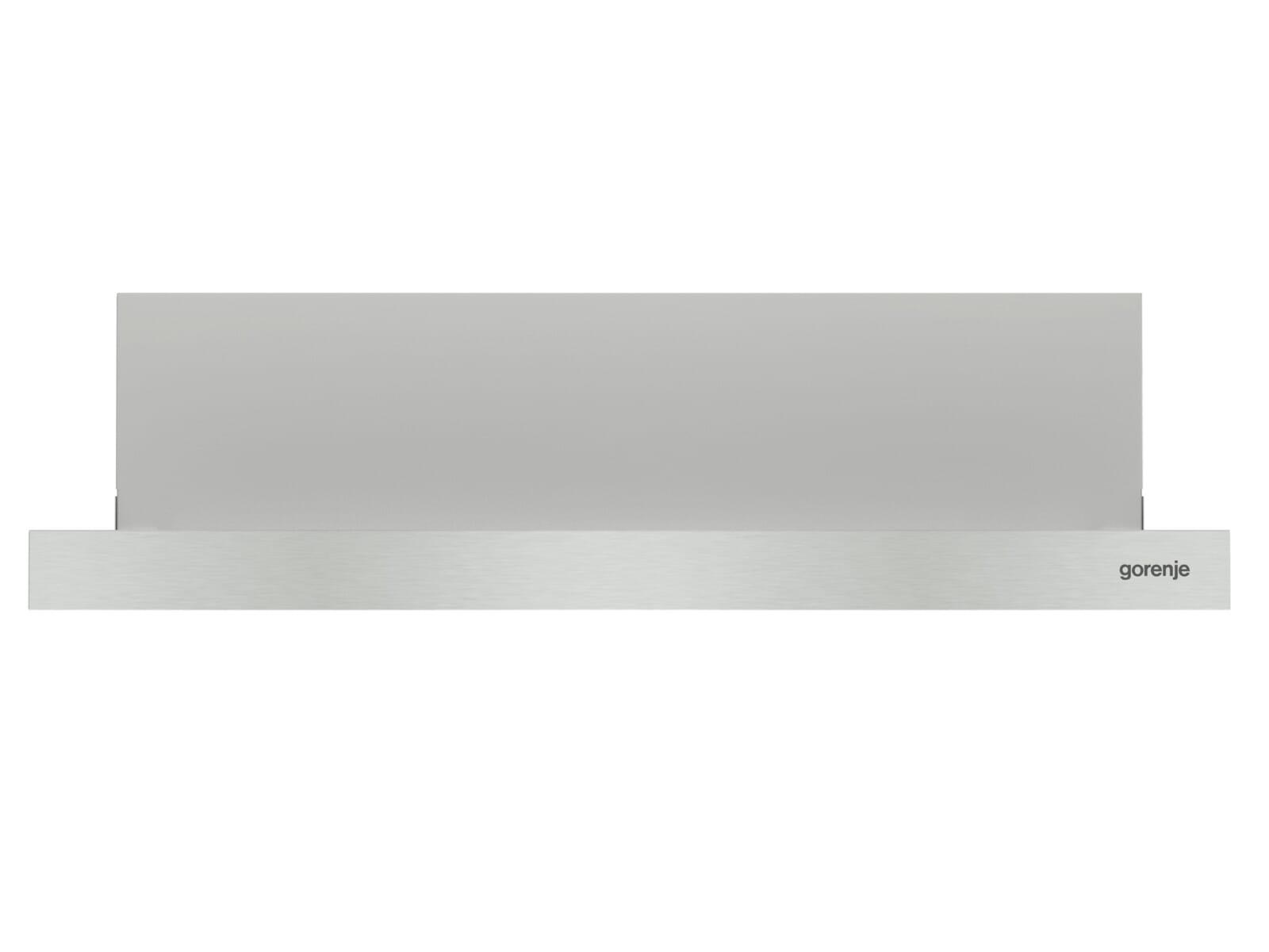 Gorenje TH62E3X Flachschirm-Dunstabzugshaube 60 cm Edelstahl