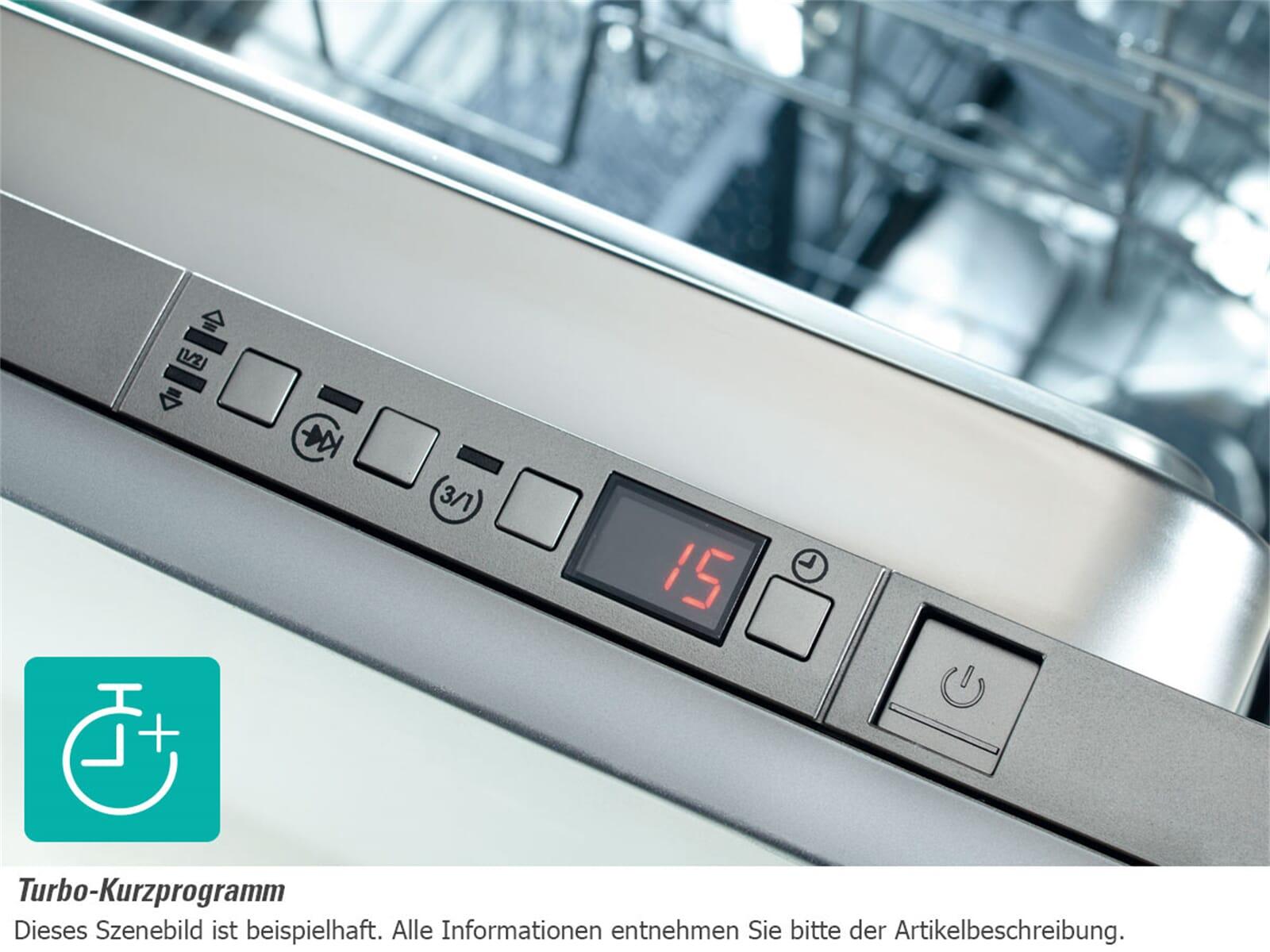 Gorenje GS 52214 W Standgeschirrspüler Weiß