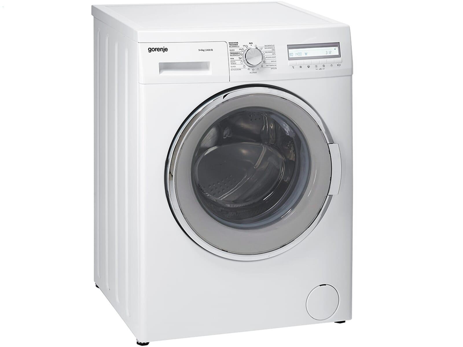 Gorenje wd de waschtrockner weiß