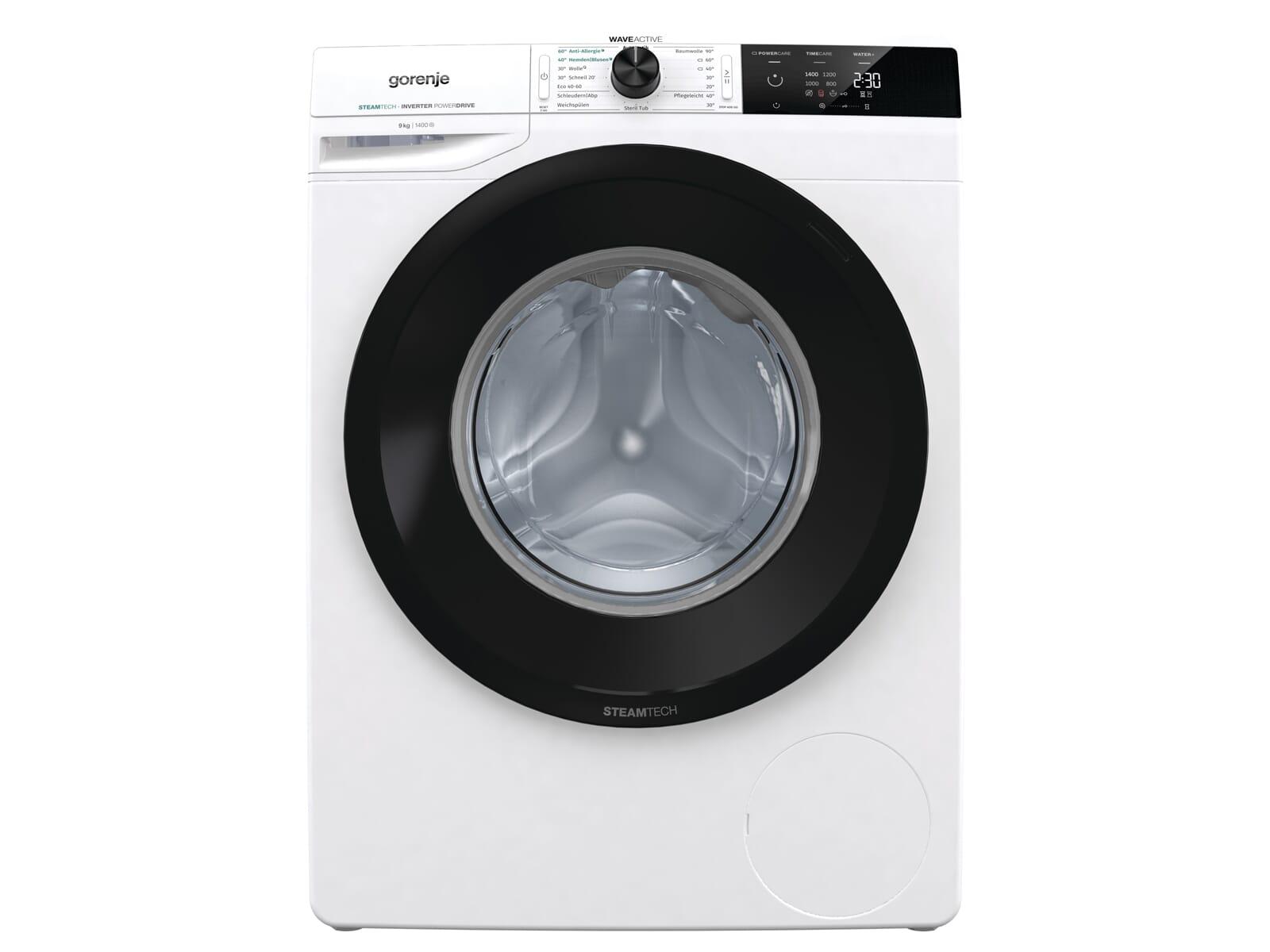 Gorenje WEI94CPS Waschmaschine Weiß