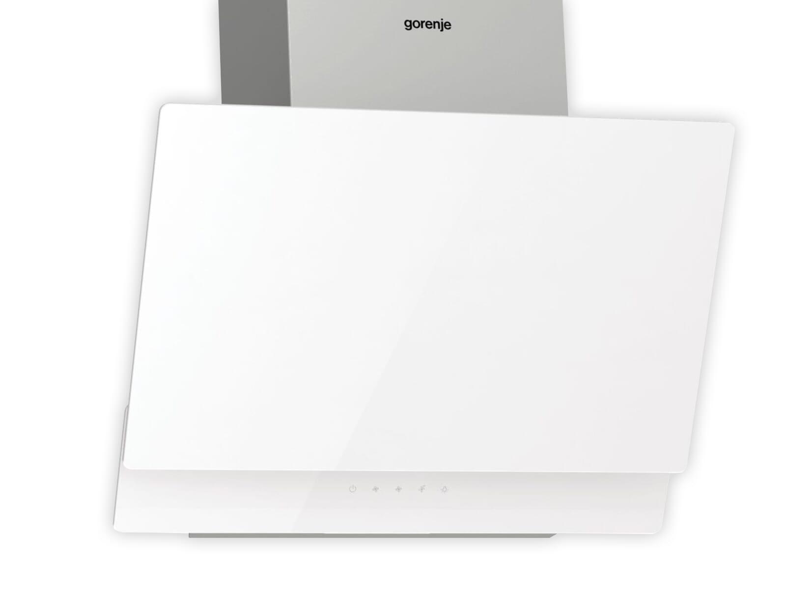 Gorenje WHI649EXGW Kopffreihaube 60 cm Weiß