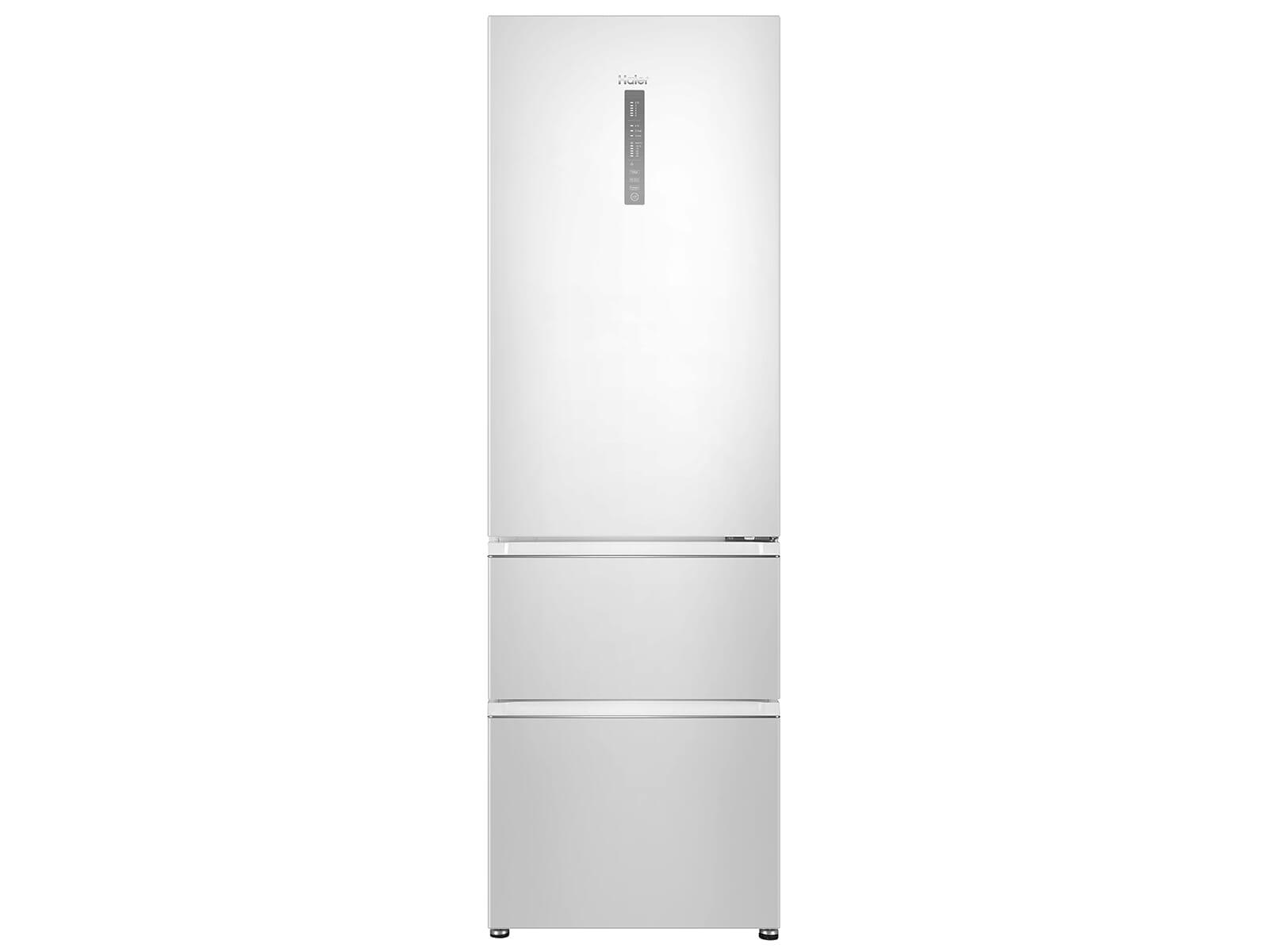 Kühlschrank Haier : Haier hb fmaaa french door kühl gefrier kombination edelstahllook
