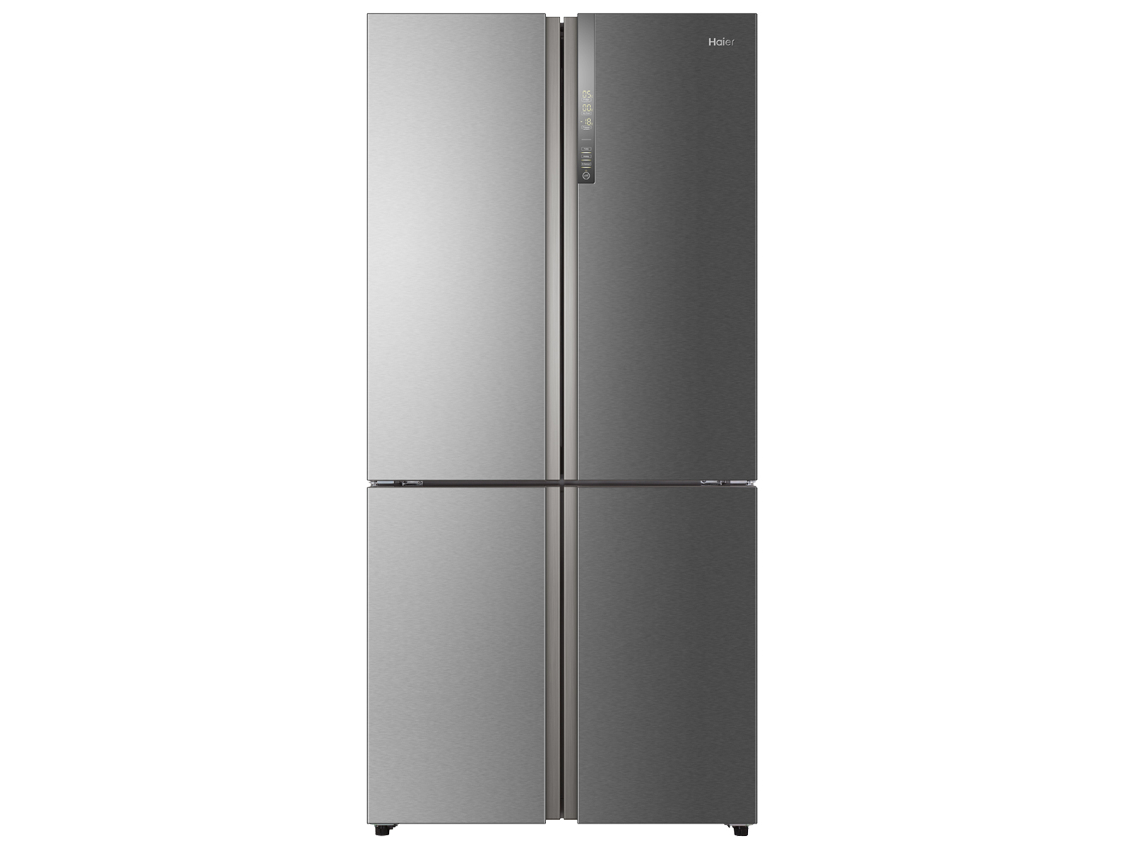 Kühlschrank Haier : Haier htf 610dm7 side by side kühl gefrier kombination edelstahl