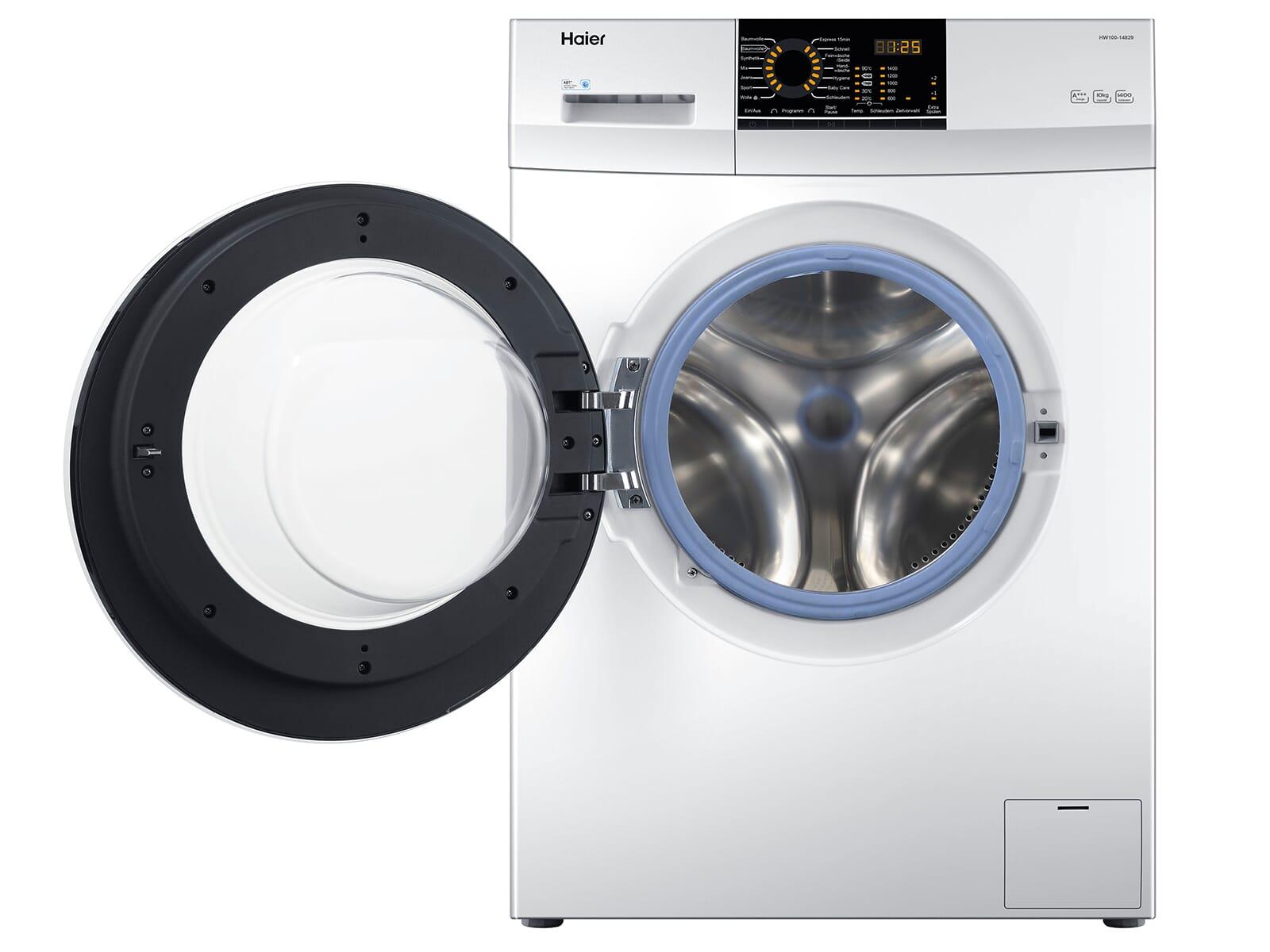 Haier HW100-14829 Waschmaschine Weiß