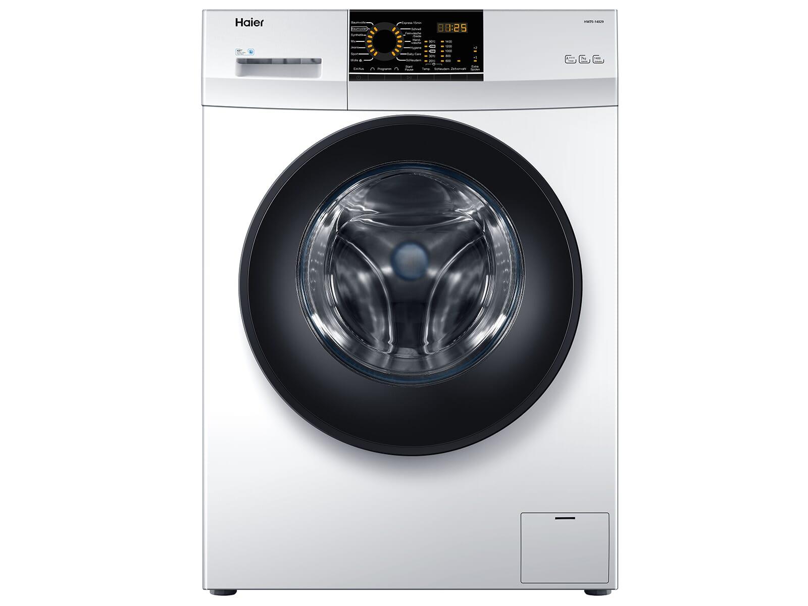 Haier HW70-14829 Waschmaschine Weiß