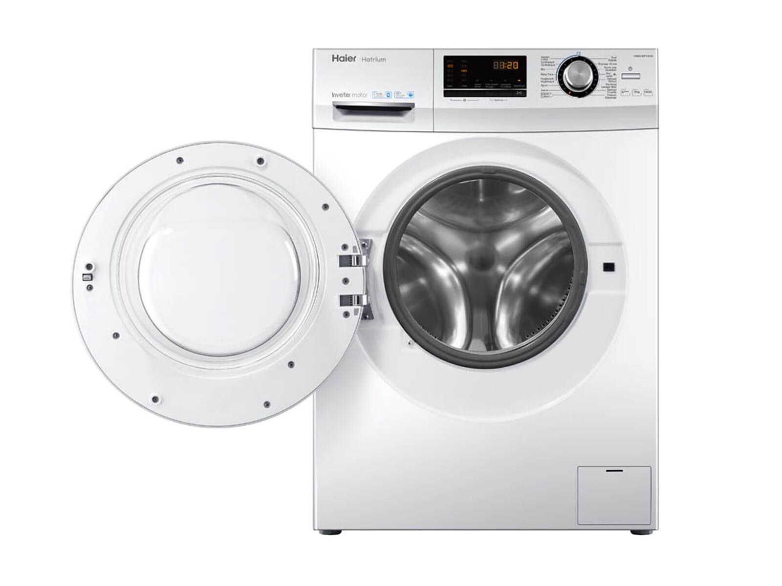 Haier HW90-BP14636 Waschmaschine Weiß