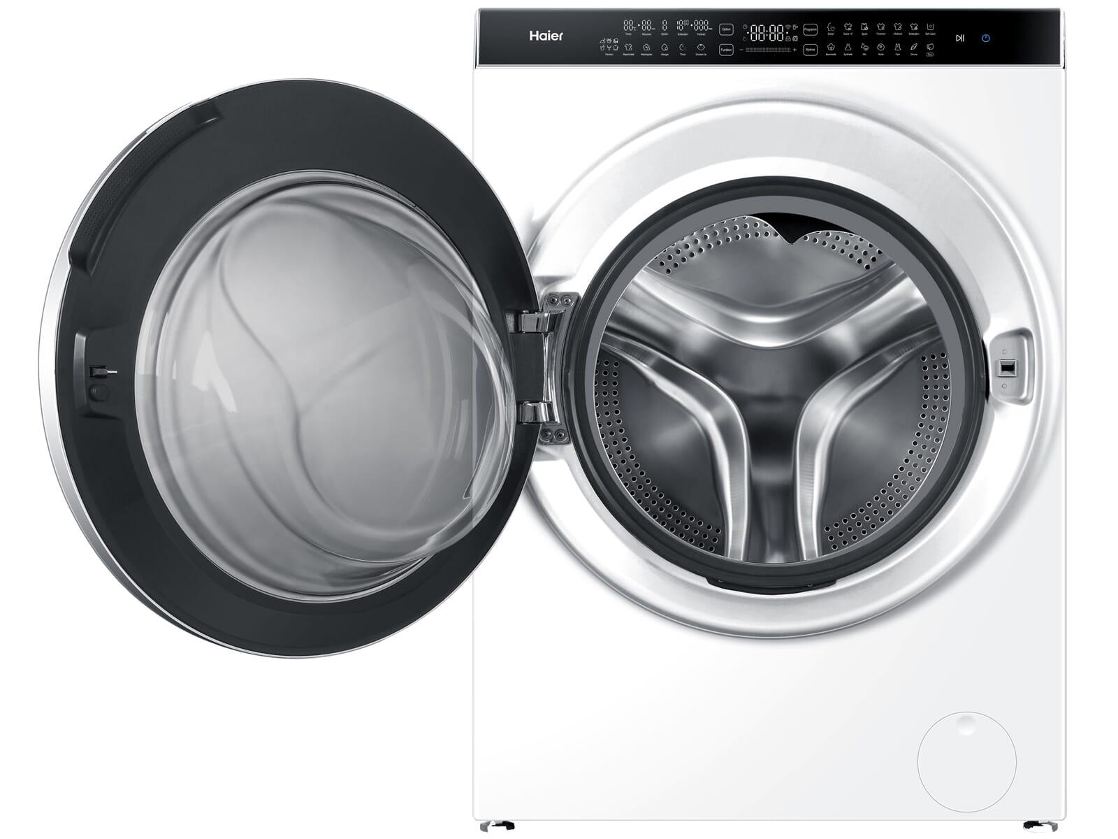 Haier HWD100-BD1499U1 Waschtrockner Weiß