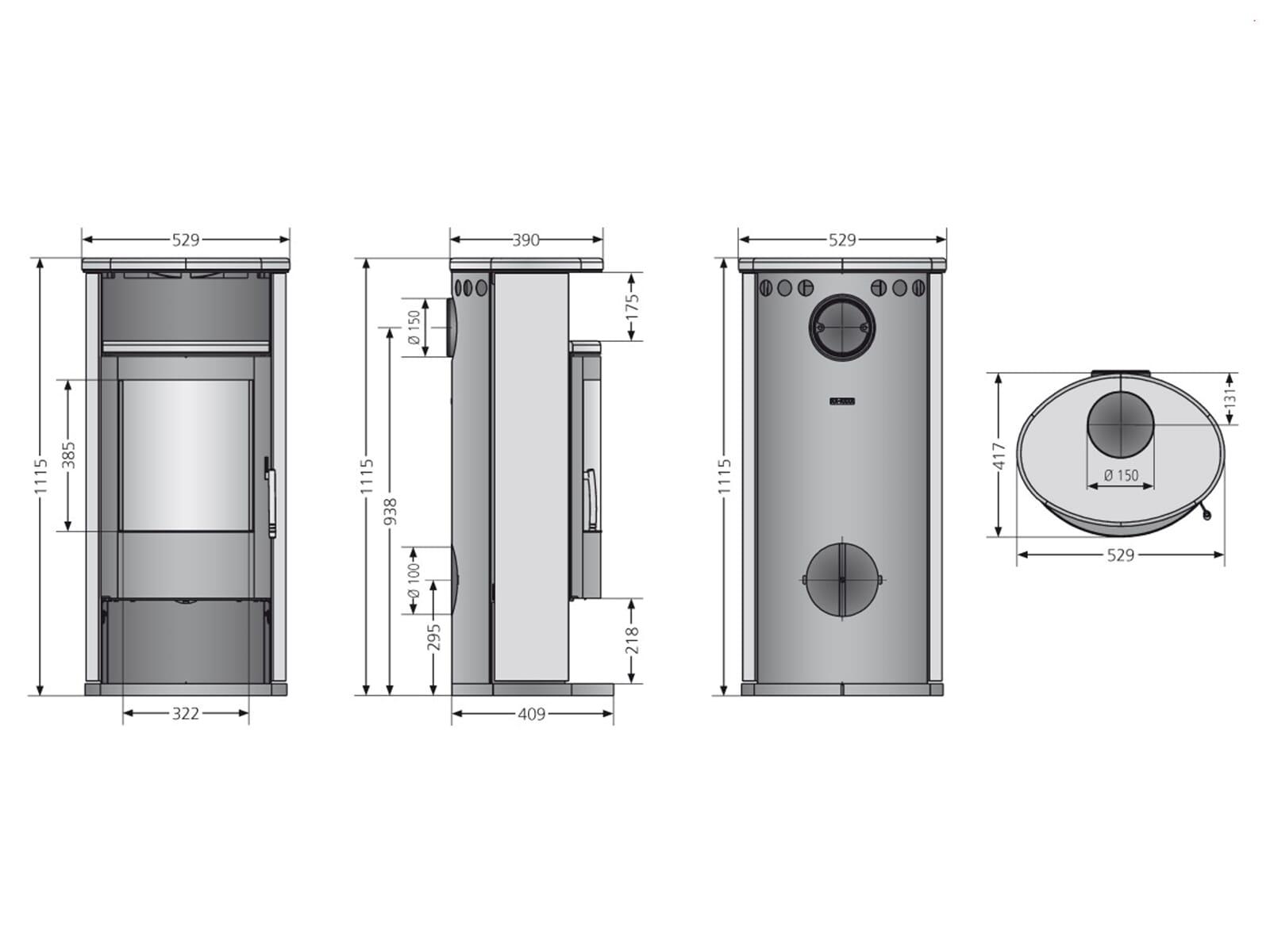 kaminofen speckstein g nstig sg12 hitoiro. Black Bedroom Furniture Sets. Home Design Ideas