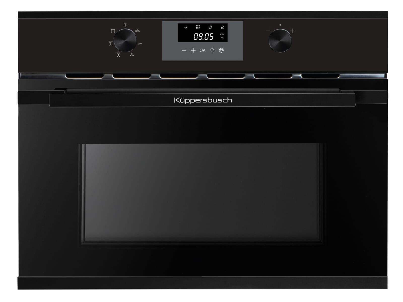 Küppersbusch CDK 6300.0 S5 K-Series. 3 Dampfbackofen Schwarz/Black Velvet