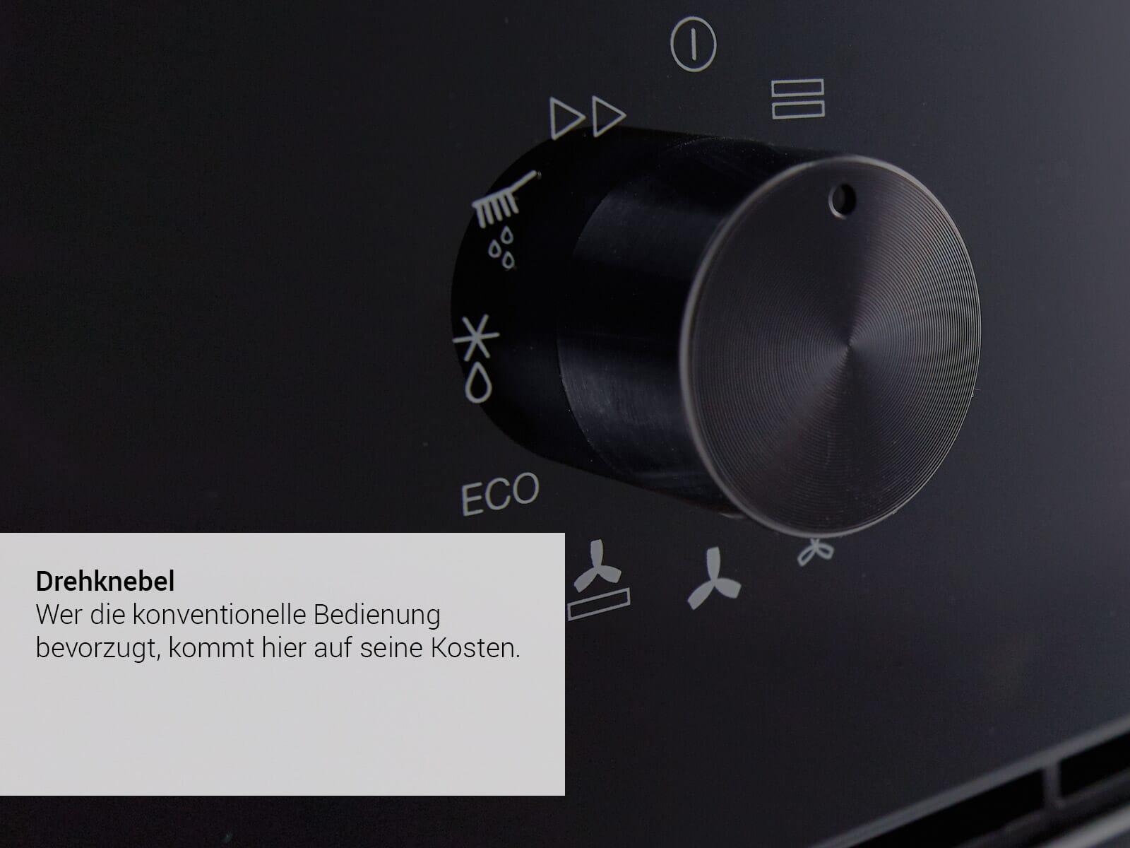 Küppersbusch B 6335.0 S3 Comfort+ Backofen Schwarz/Silver Chrome