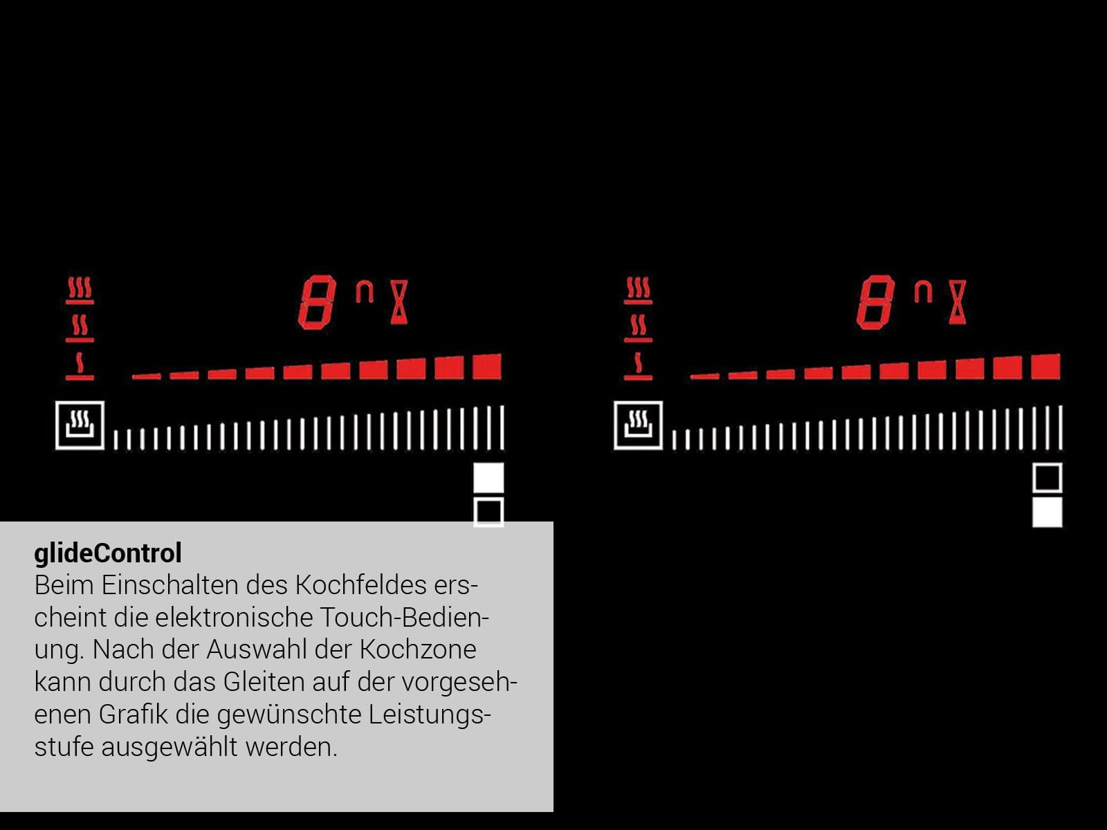 Küppersbusch KI 8820.0 SR K-Series. 8 Induktionskochfeld autark