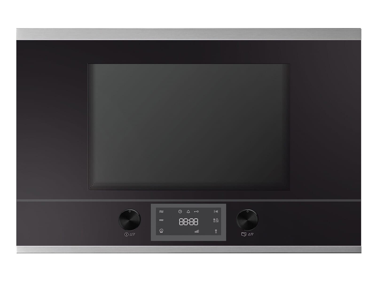 Küppersbusch ML 6330.0 S0 K-Series. 3 Einbau-Mikrowelle Schwarz/Edelstahl