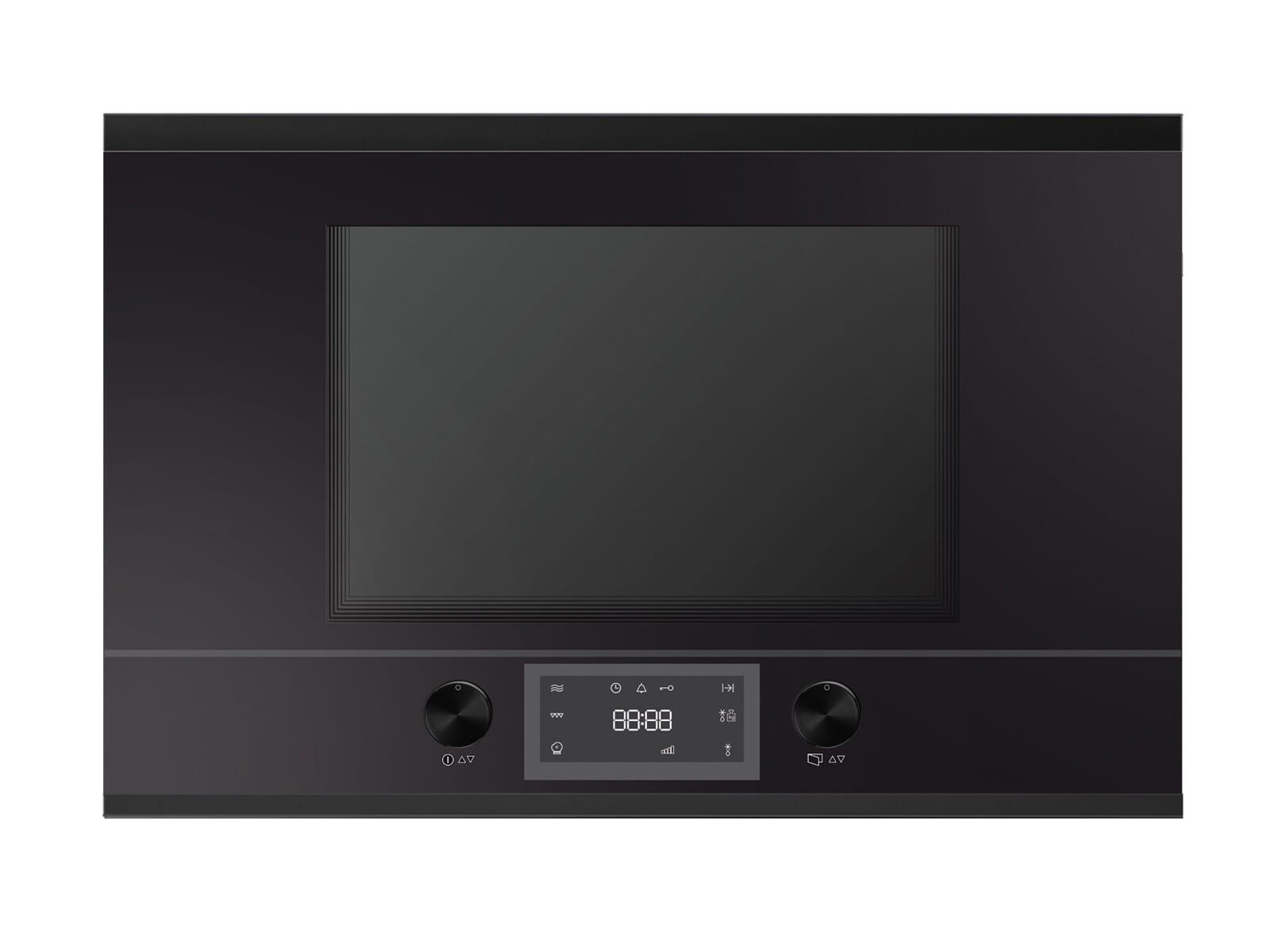 Küppersbusch ML 6330.0 S5 K-Series. 3 Einbau-Mikrowelle Schwarz/Black Velvet
