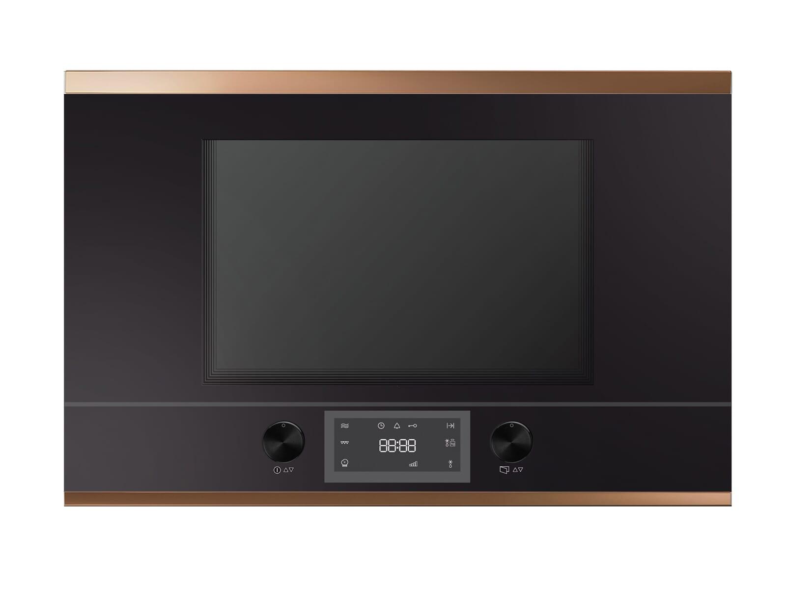 Küppersbusch ML 6330.0 S7 K-Series. 3 Einbau-Mikrowelle Schwarz/Copper