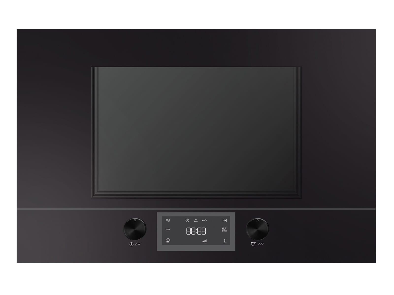 Küppersbusch MR 6330.0 S K-Series. 3 Einbau-Mikrowelle Schwarz