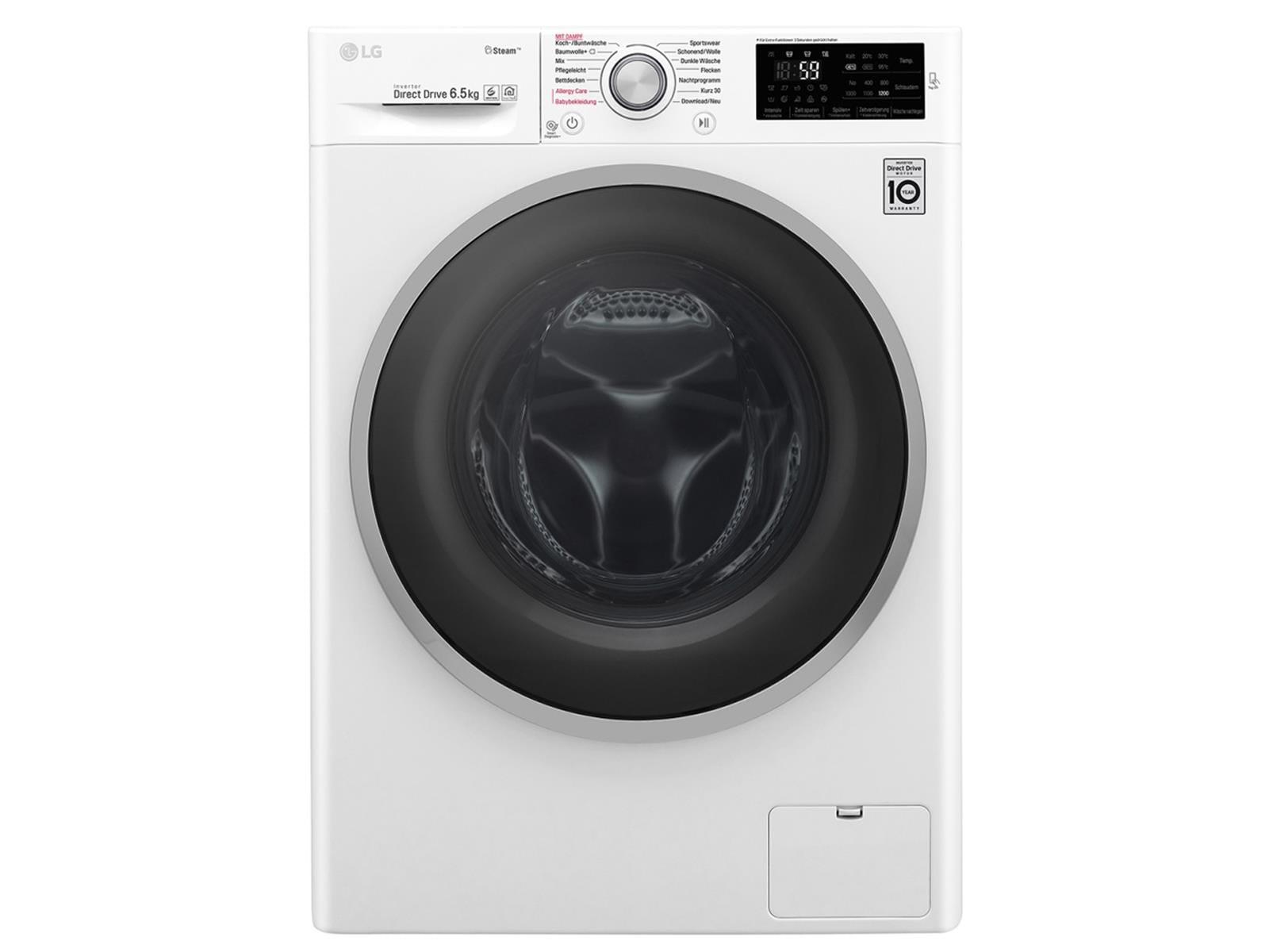 LG F 12WM 6TS1 Waschmaschine Weiß