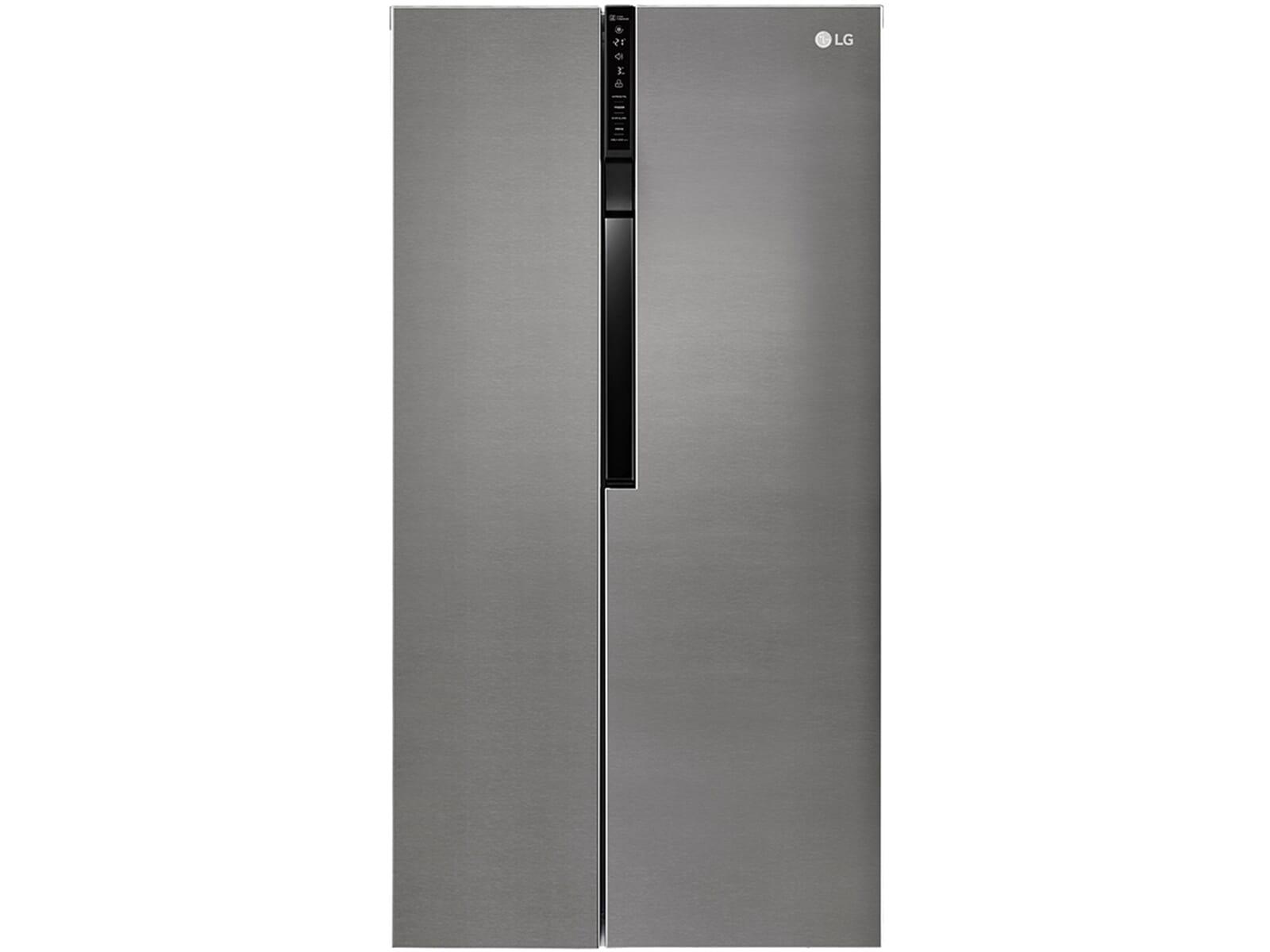 Side By Side Kühlschrank 10 Jahre Garantie : Lg gsb basz side by side kühl gefrier kombination steel