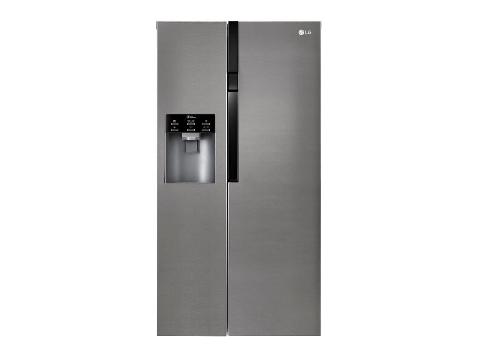 Side By Side Kühlschrank Gewicht : Lg gsl 361 icez side by side kühl gefrier kombination dark graphite