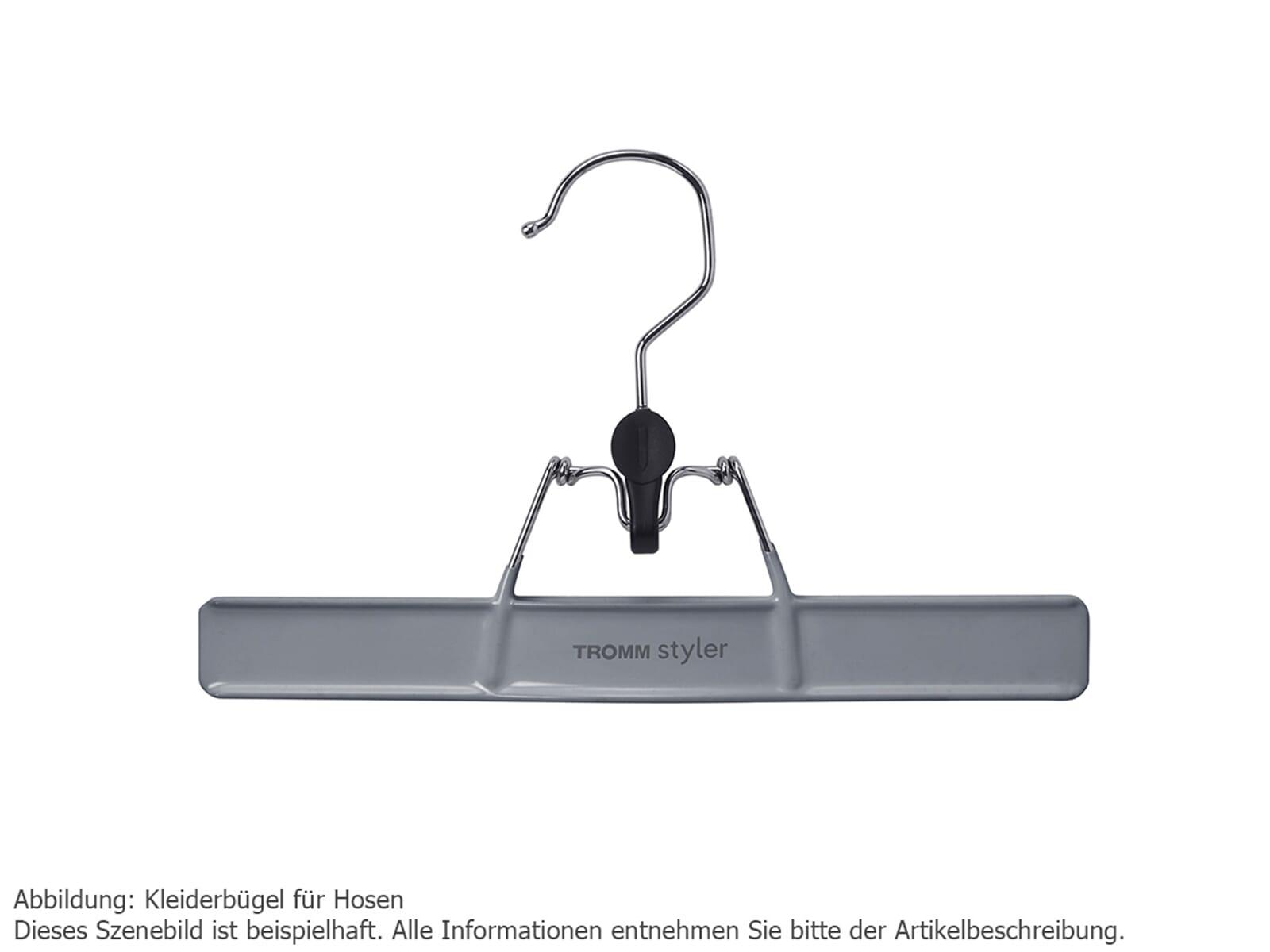 LG Styler S3BF Dampfschrank Schwarz