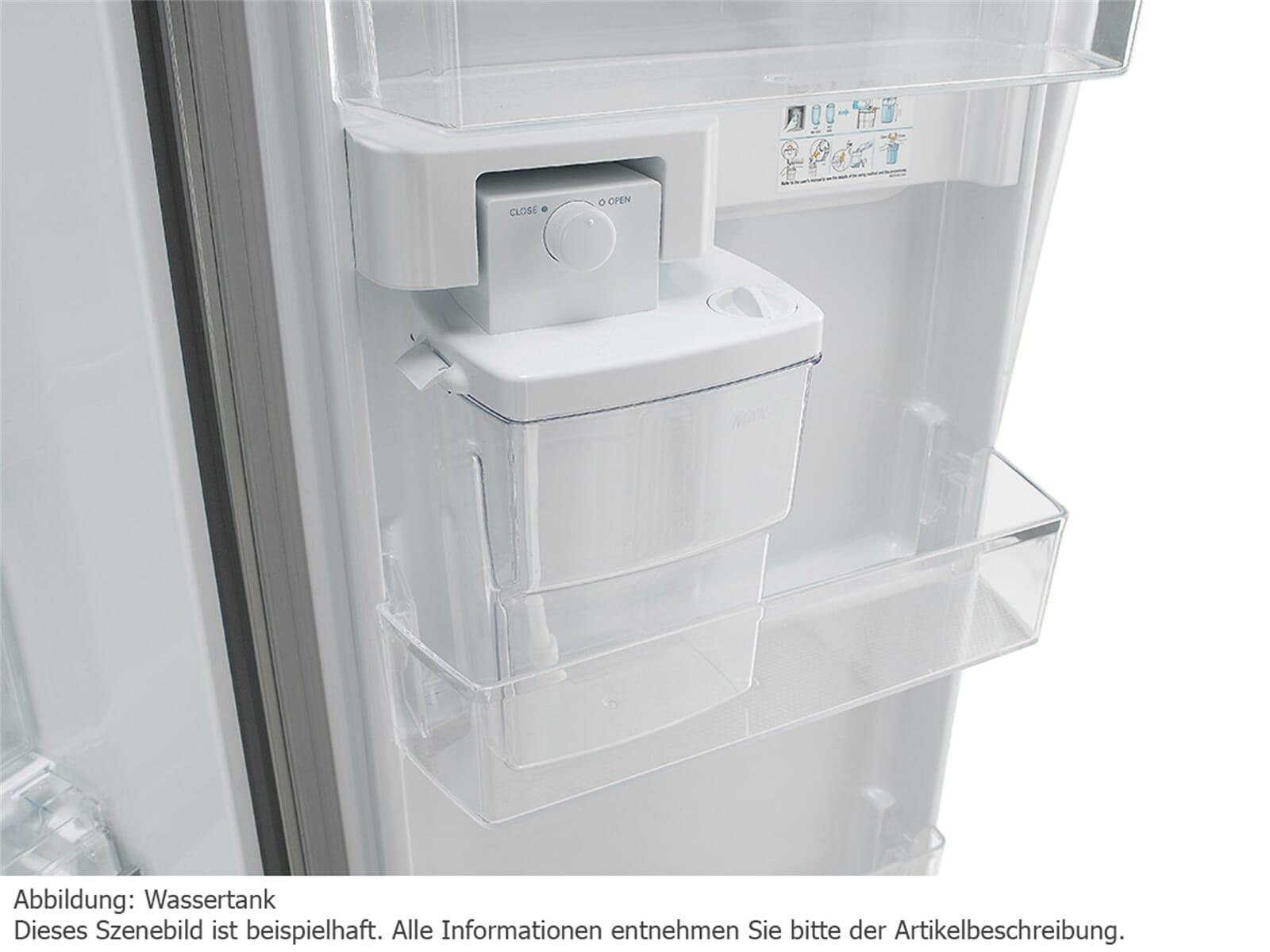 Side By Side Khlschrank Mit Wassertank Excellent Gorenje