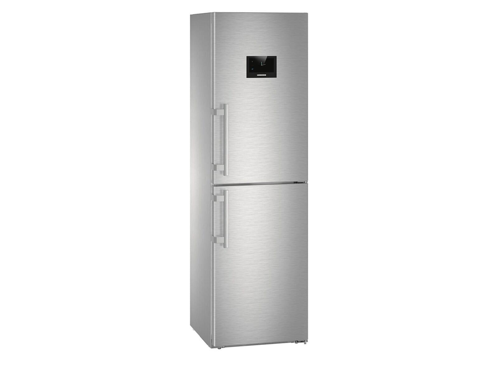 Liebherr Kühlschrank Edelstahl : Liebherr cnpes premium kühl gefrierkombination edelstahl a