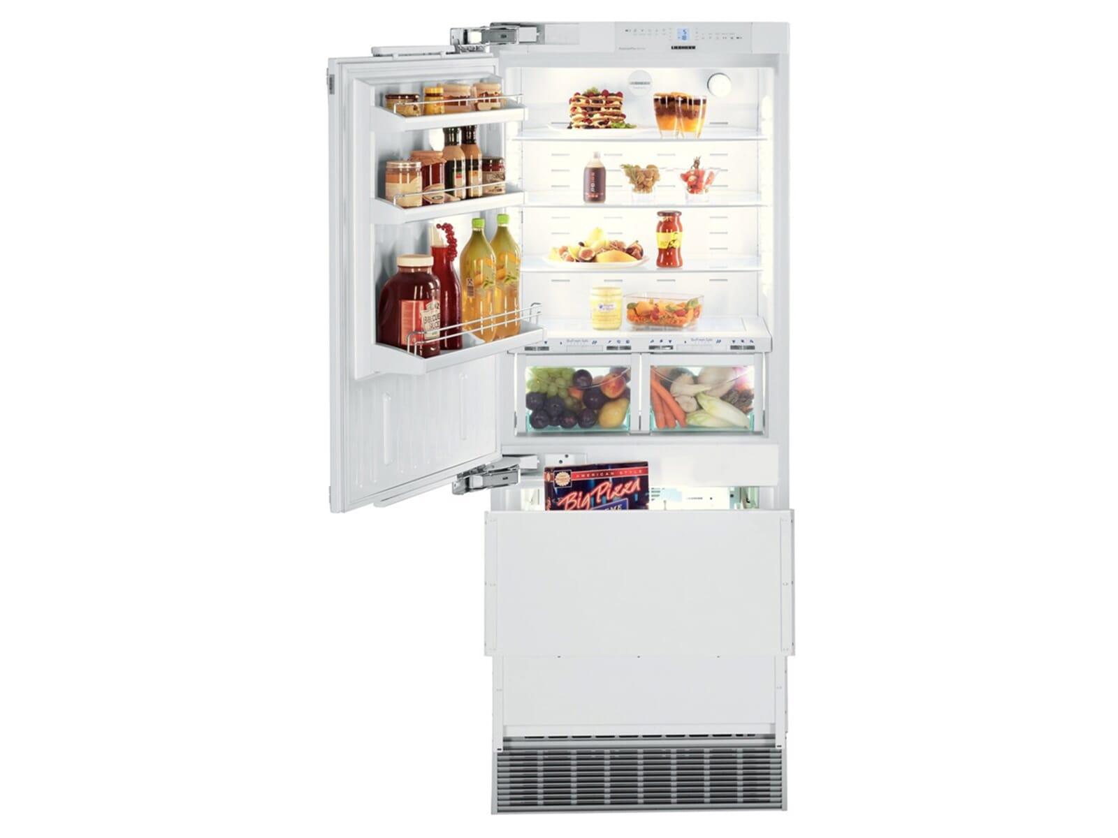 Aeg Unterbau Kühlschrank Dekorfähig : Liebherr ecbn premiumplus biofresh nofrost dekorfähige einbau