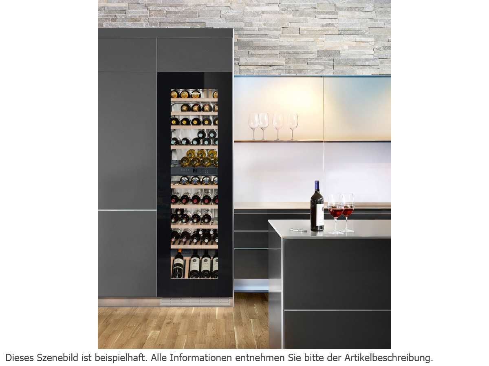 Liebherr Ewtgb 3583 Vinidor Einbau Weintemperierschrank Fur 83