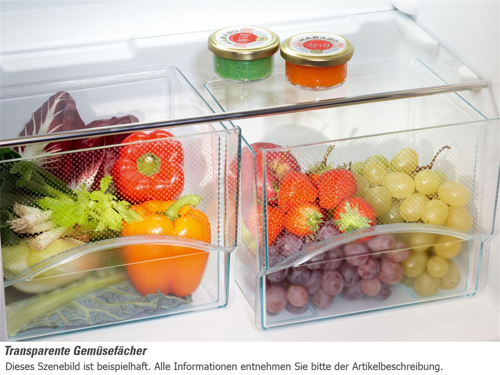 Liebherr CNno 4313 Kühl-Gefrierkombination NeonOrange A++
