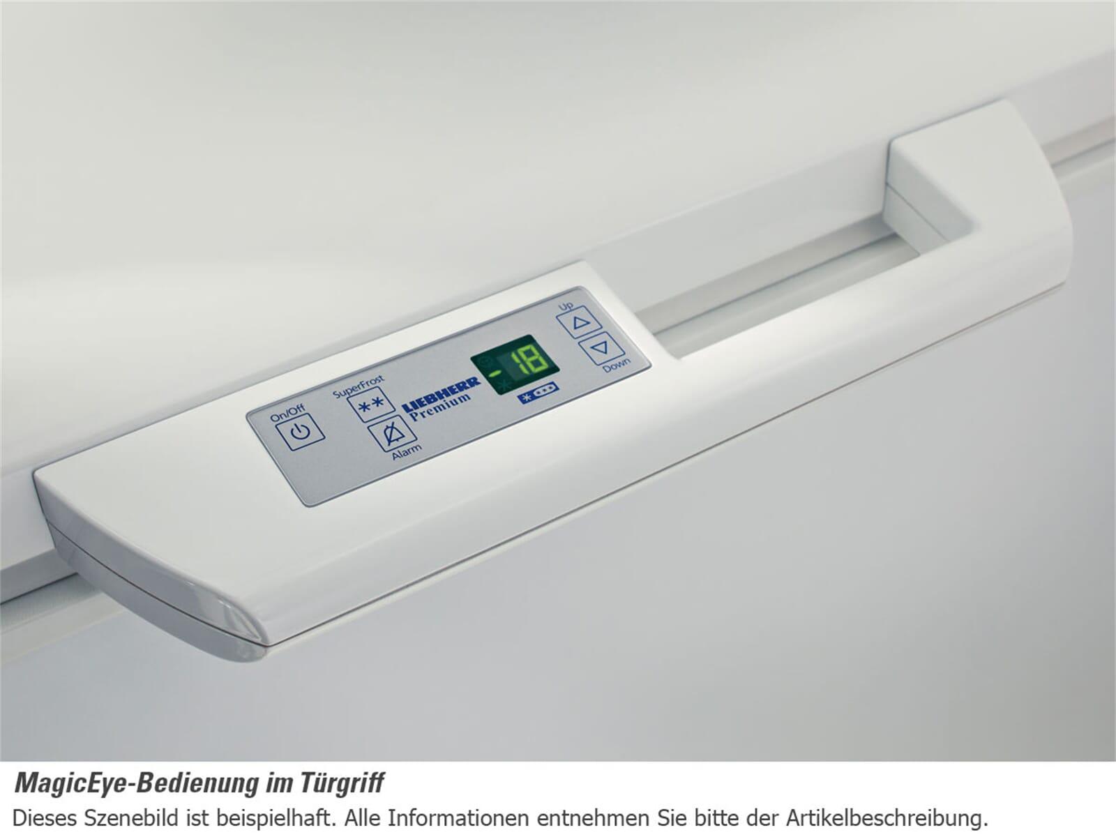 Liebherr GTP2756 Gefriertruhe Weiß